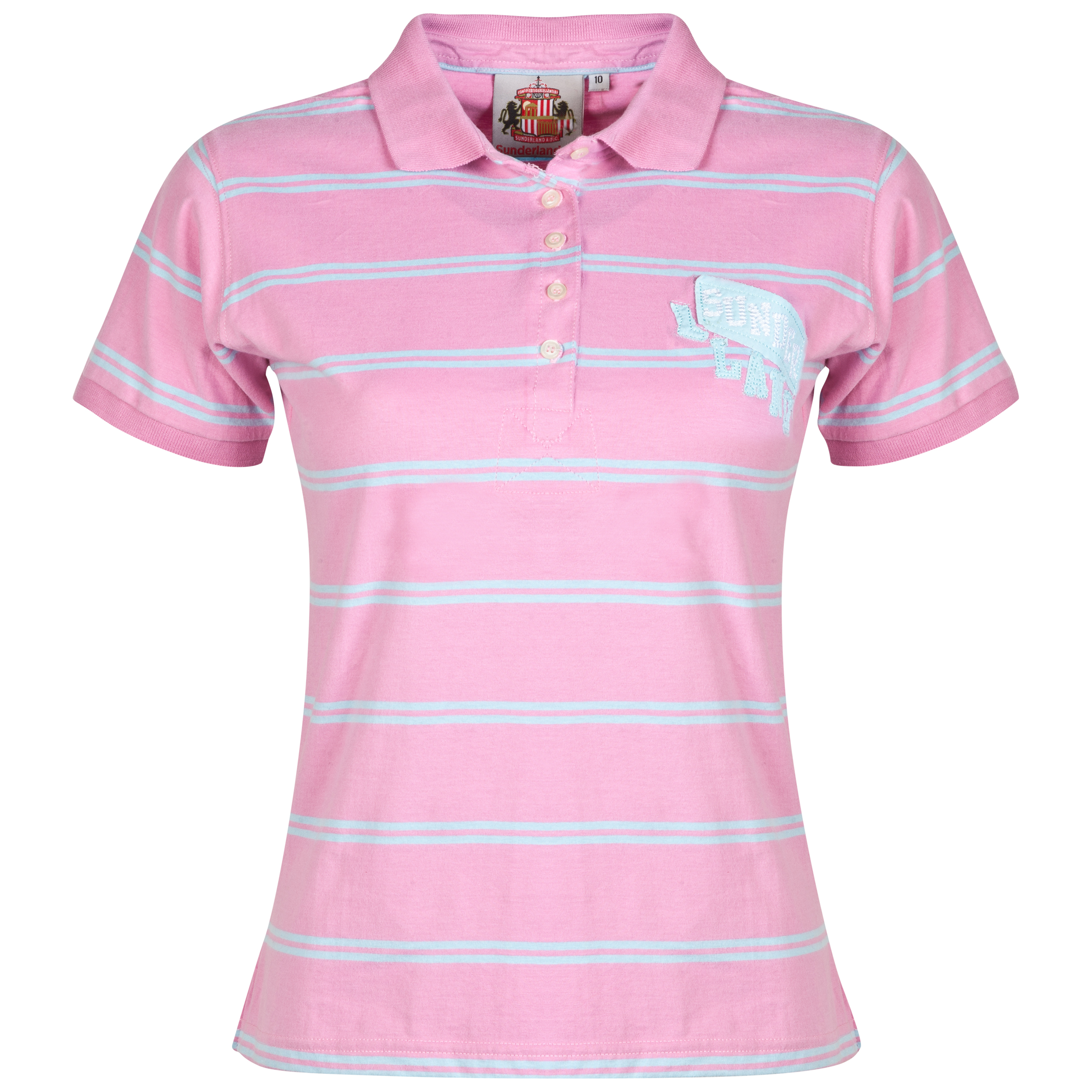 Sunderland Twin Stripe Polo