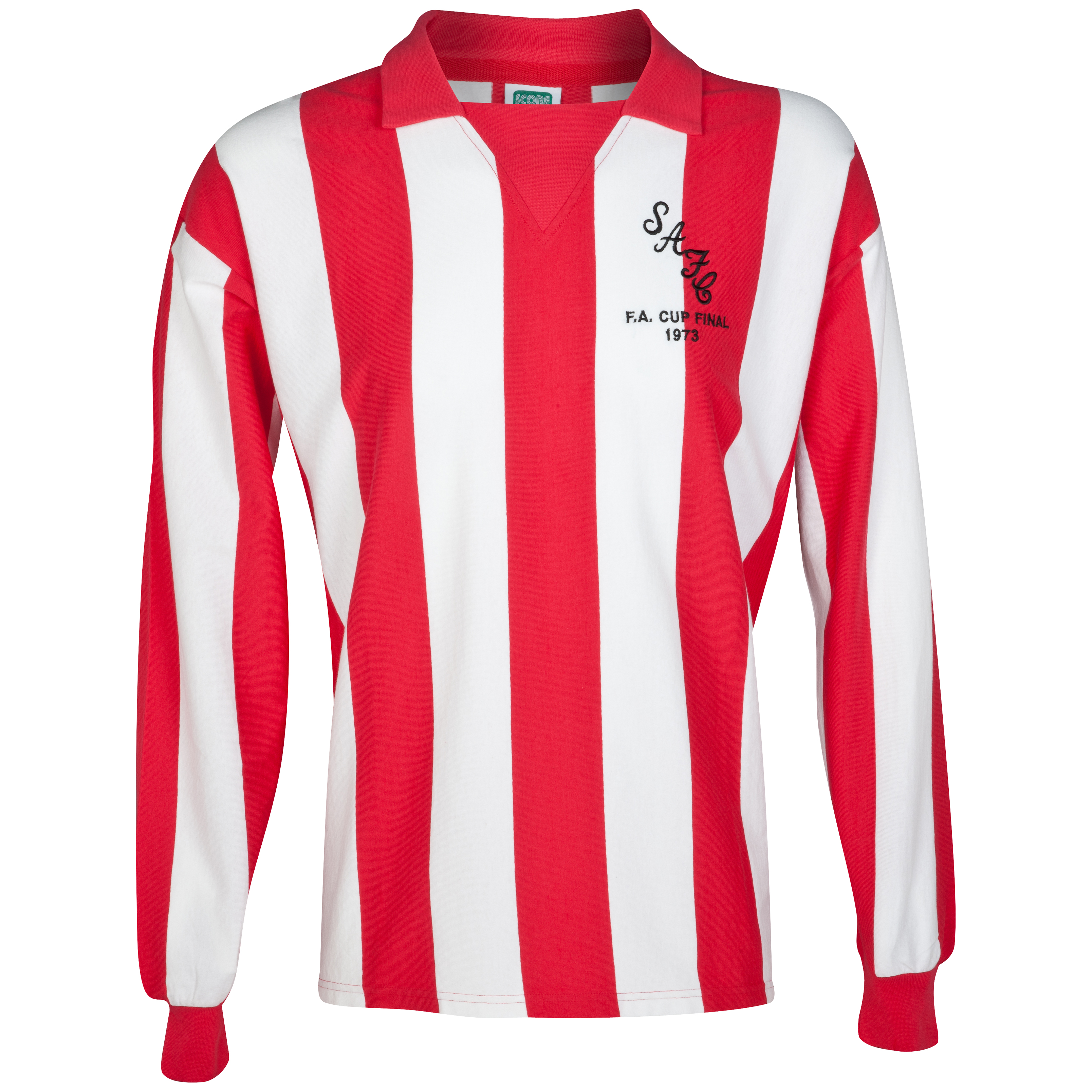 Sunderland 73 Final Shirt - Long Sleeve