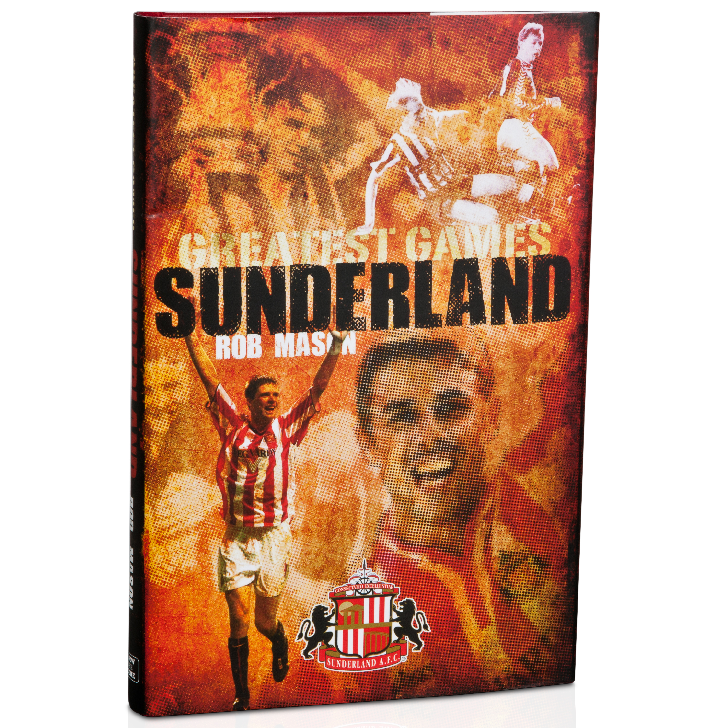 Sunderland Sunderlands Greatest Games Book