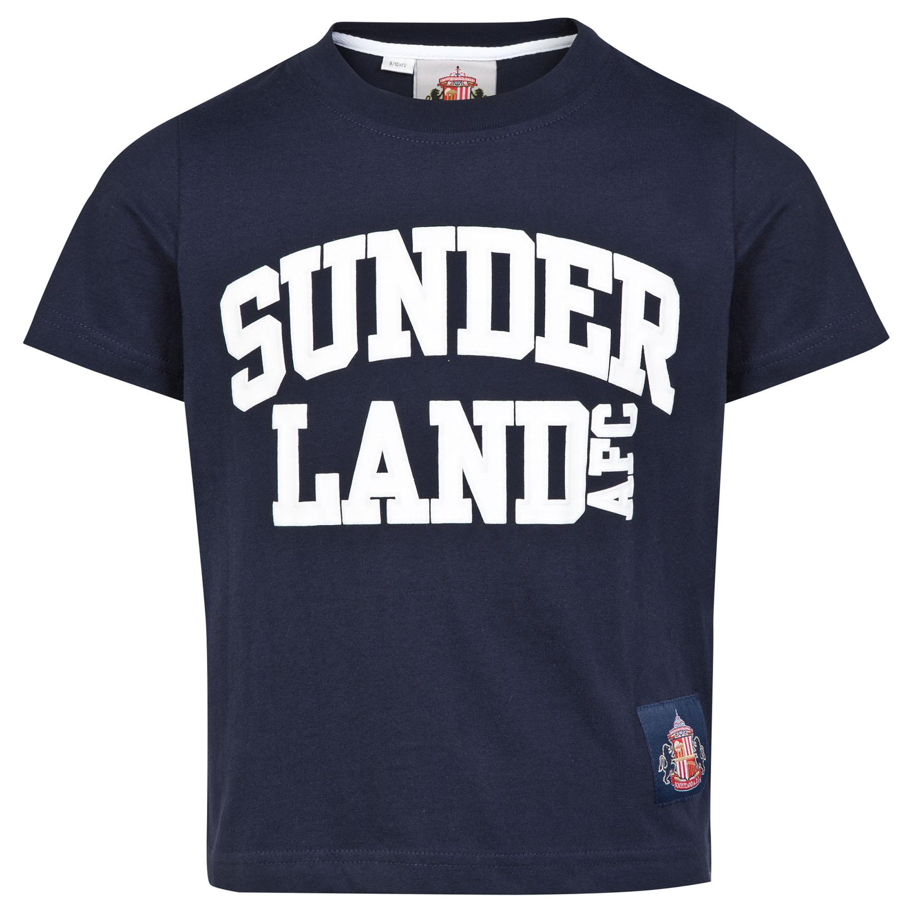 Sunderland Jnr Tee