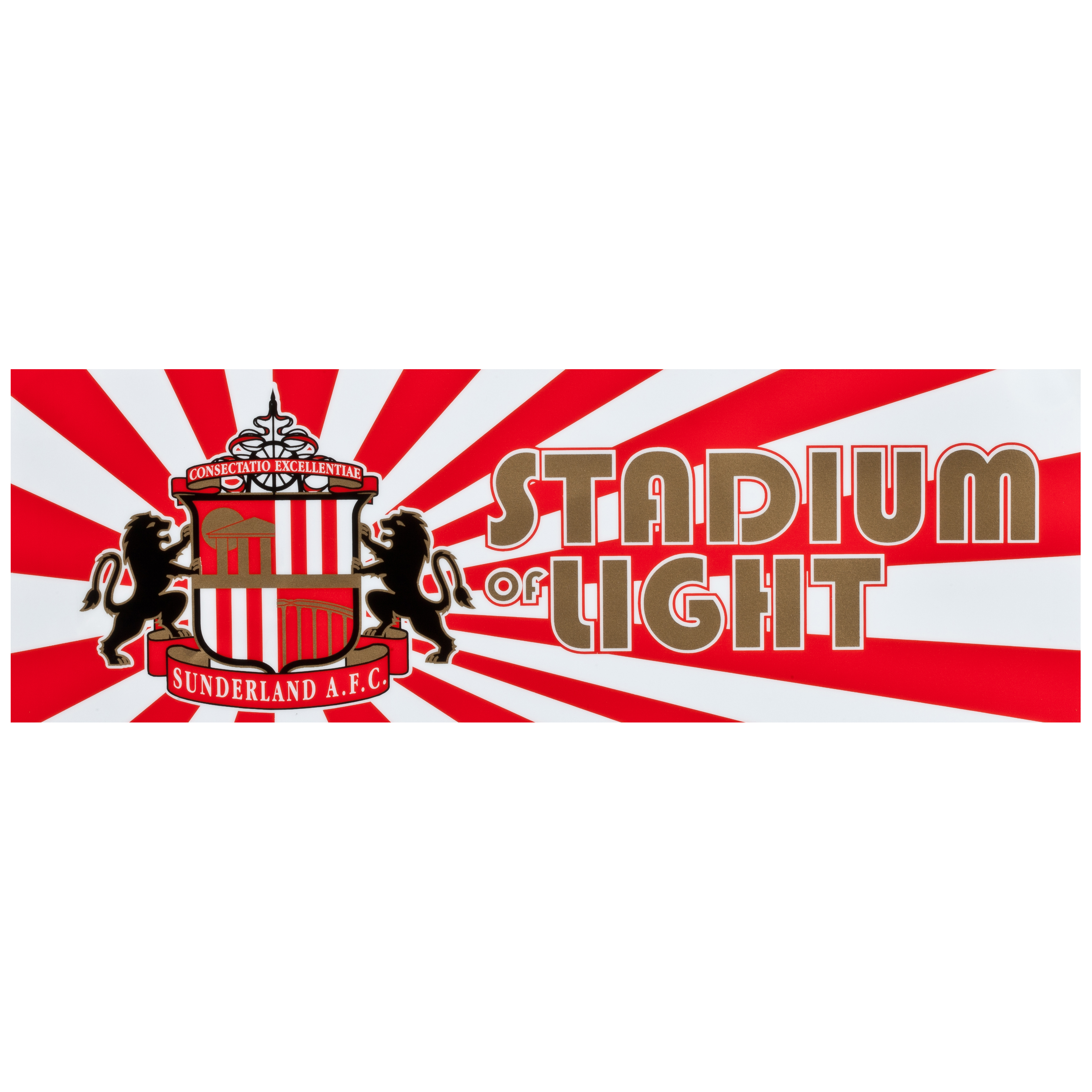 Sunderland Stadium Sticker