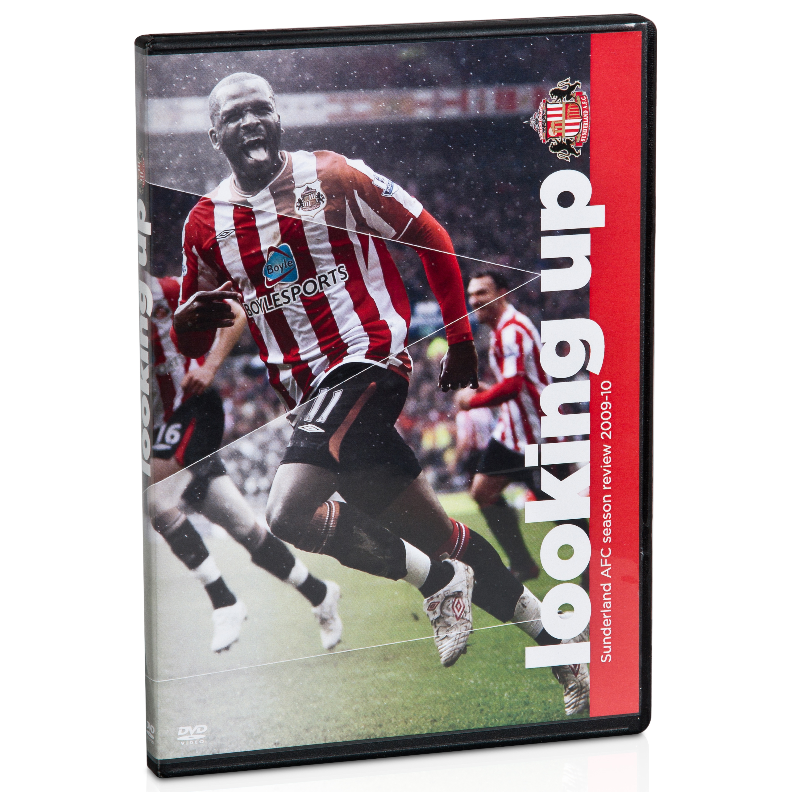 Sunderland Looking Up DVD