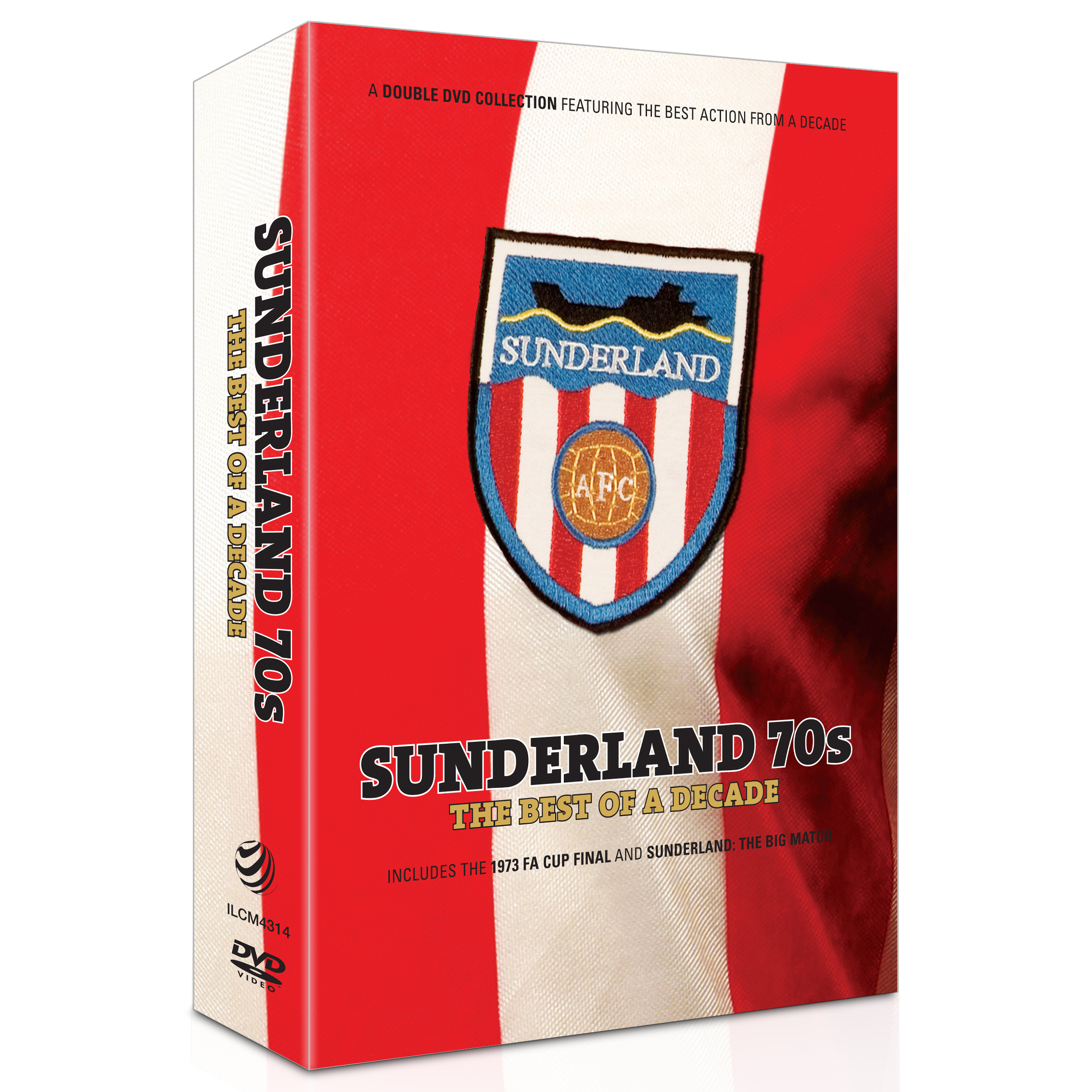 Sunderland The Best of a Decade DVD Boxset