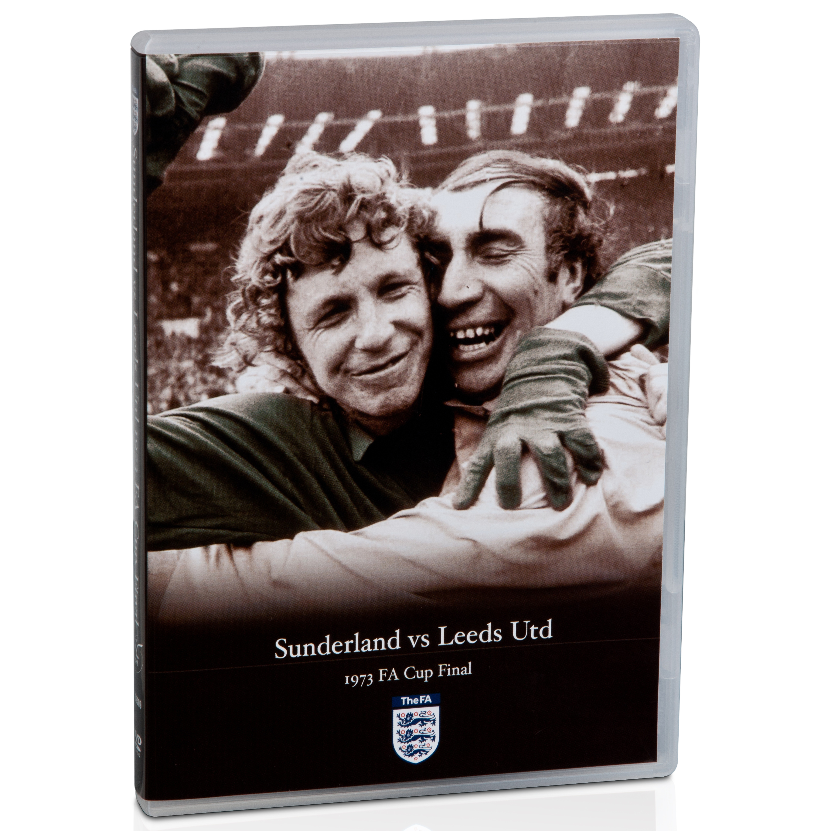 Sunderland Vs 1973 FA Cup Final DVD