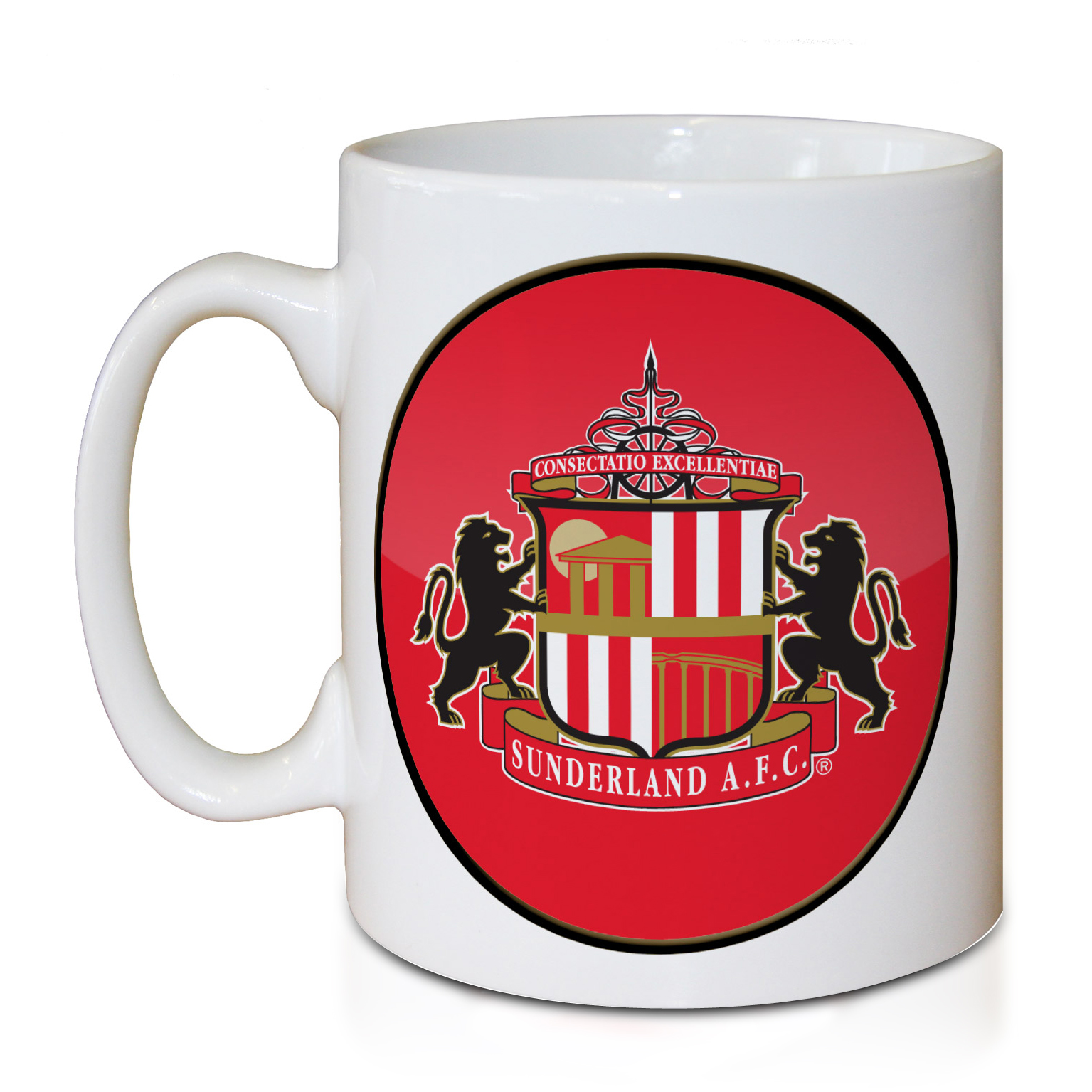 Sunderland Personalised Legend Mug