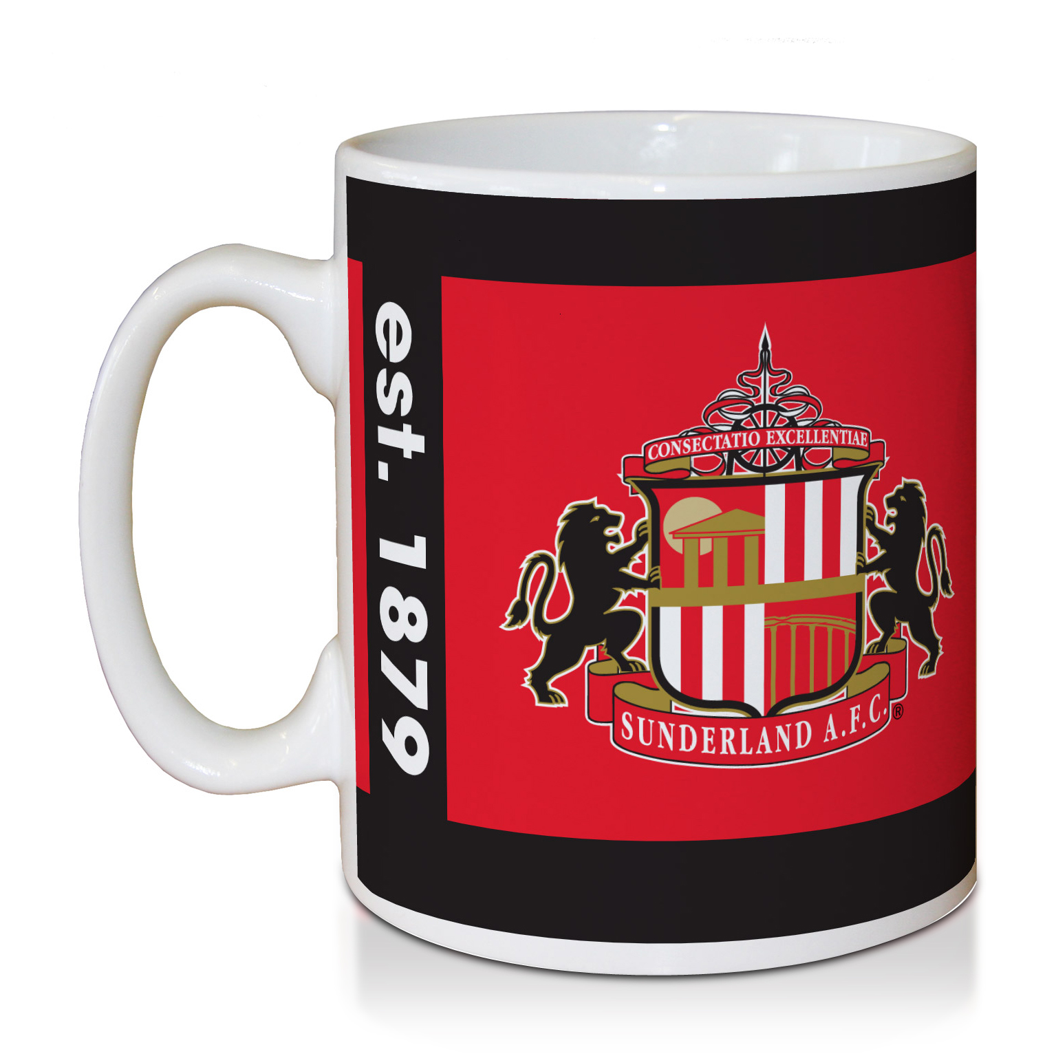 Sunderland Personalised No.1 Fan Mug