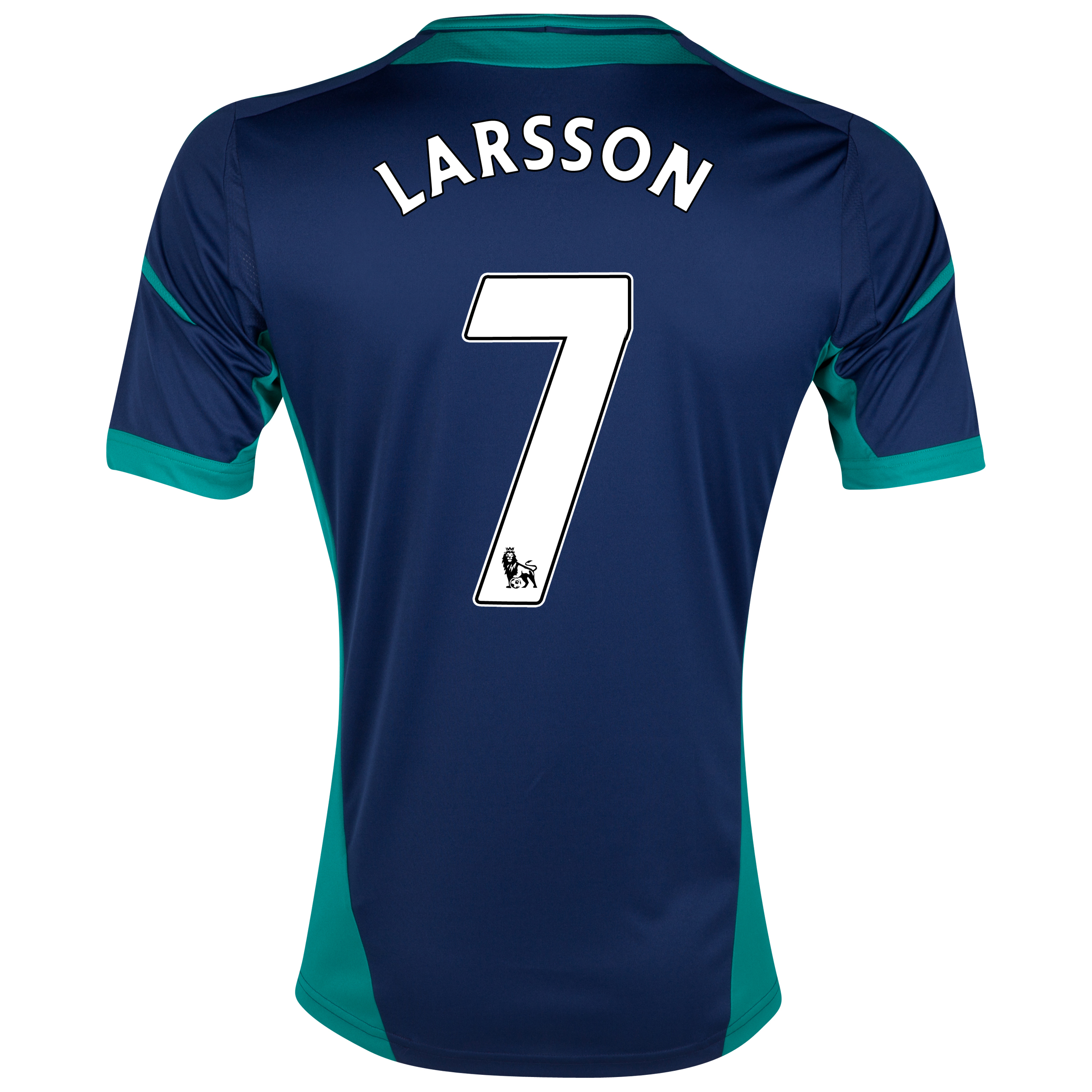 Sunderland Away Shirt 2012/13 with Larsson 7 printing
