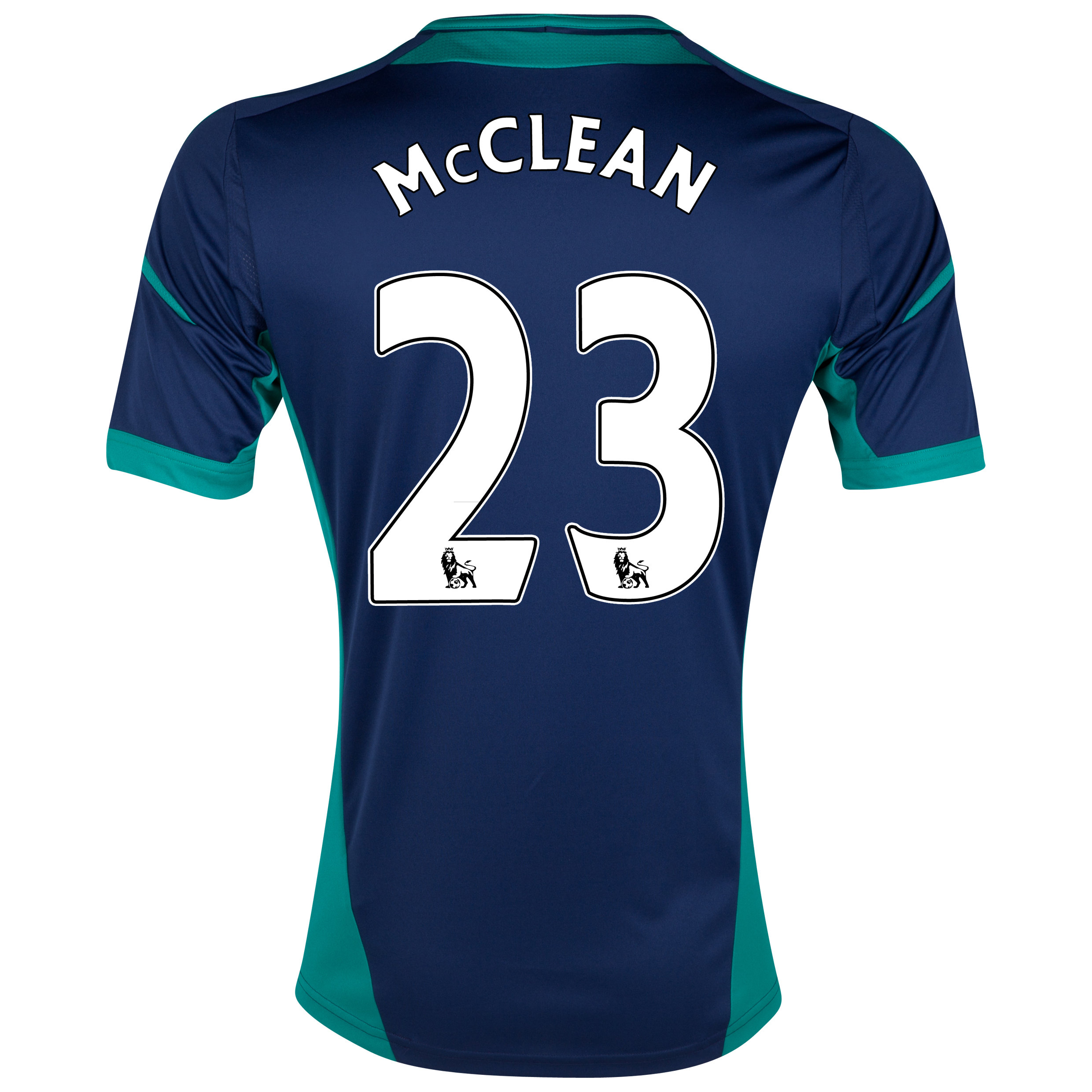 Sunderland Away Shirt 2012/13 with McClean 23 printing