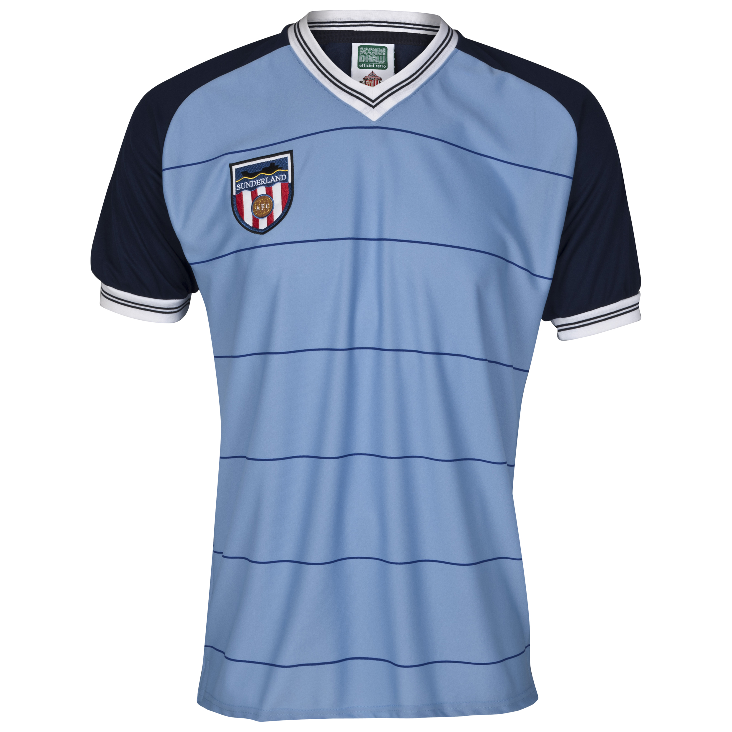 Sunderland 1984 Away Shirt