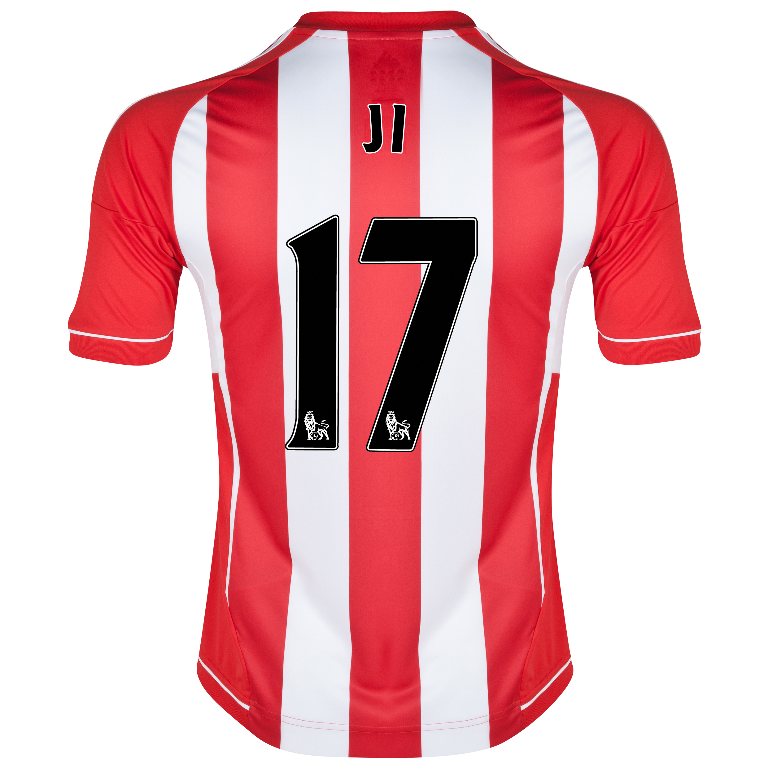 Sunderland Home Shirt 2012/13 with Ji 17 printing