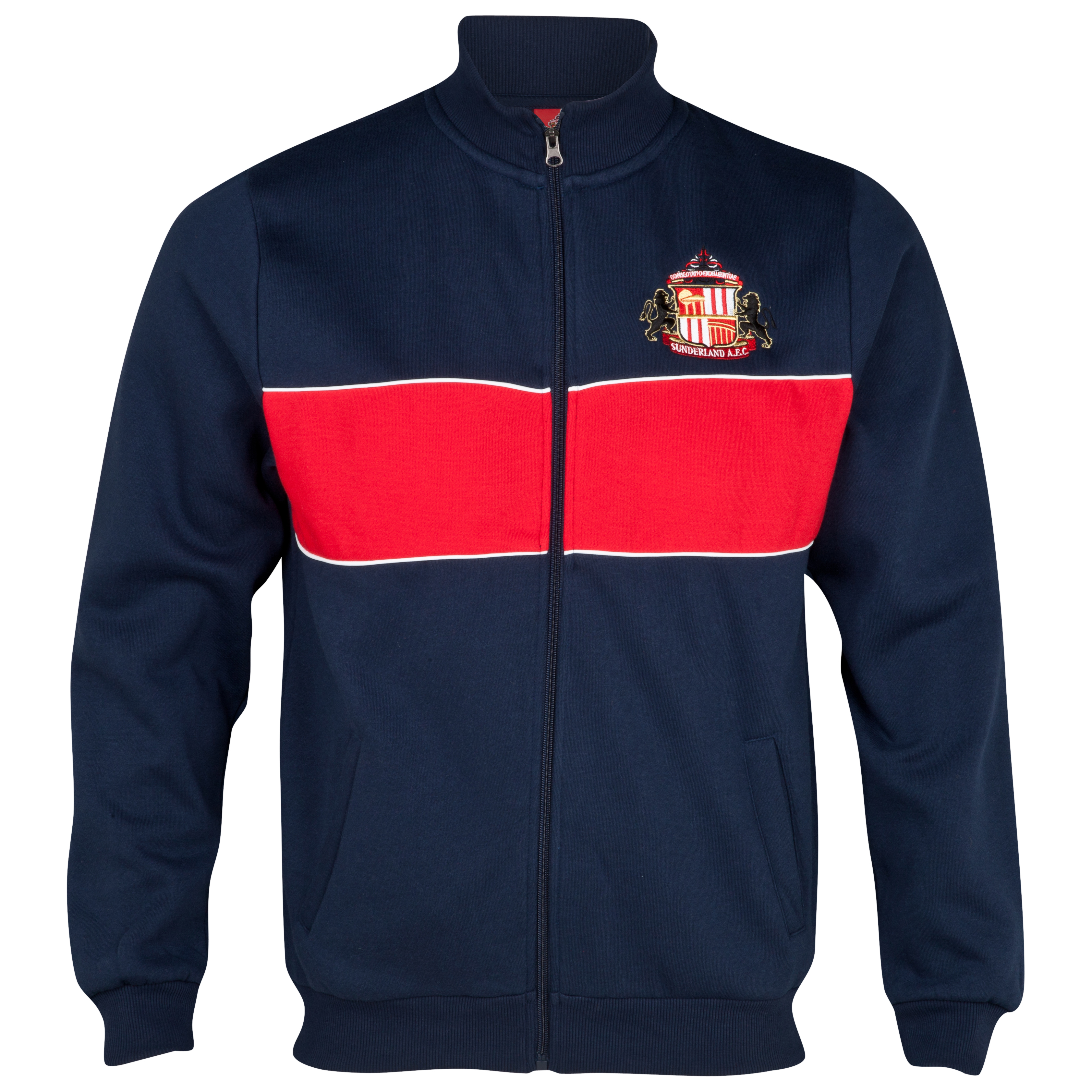 Sunderland Essential Game Track Top - Navy