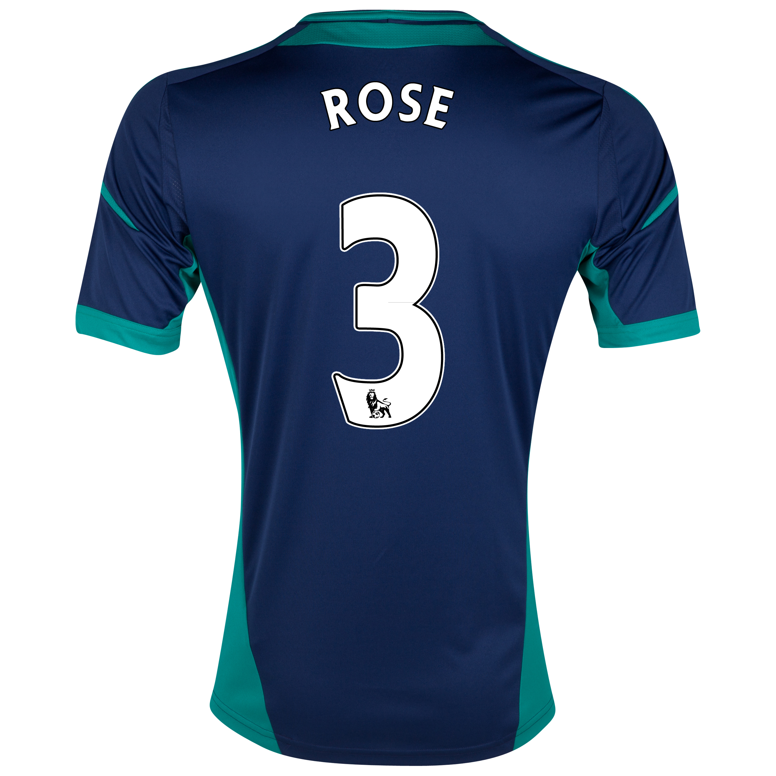 Sunderland Away Shirt 2012/13 - Junior with Rose 3 printing