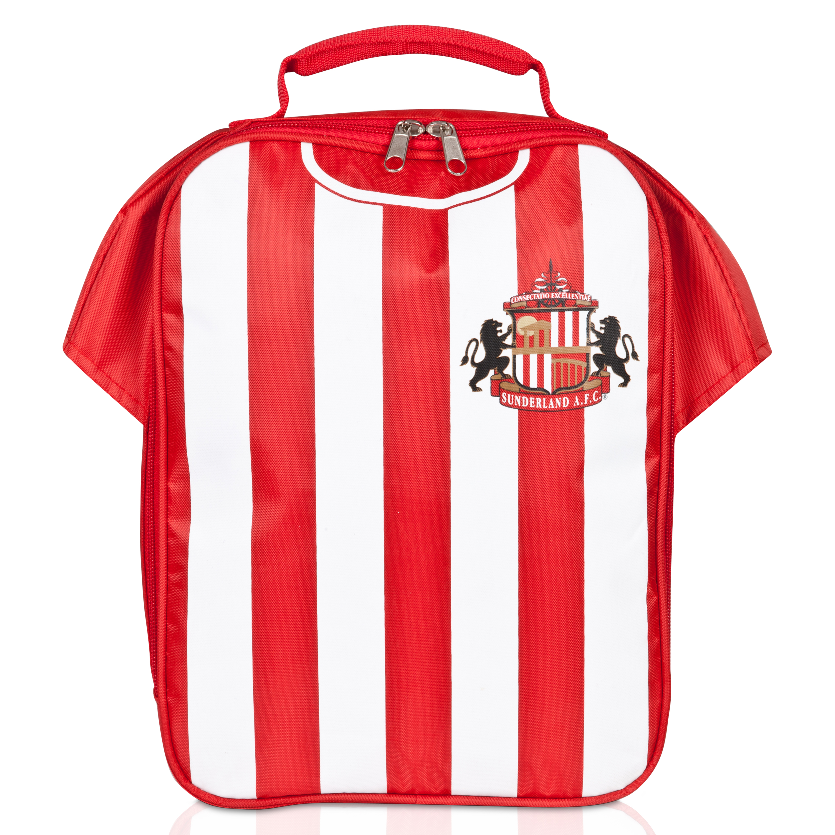 Sunderland Insulated Kit Lunch Bag - Red