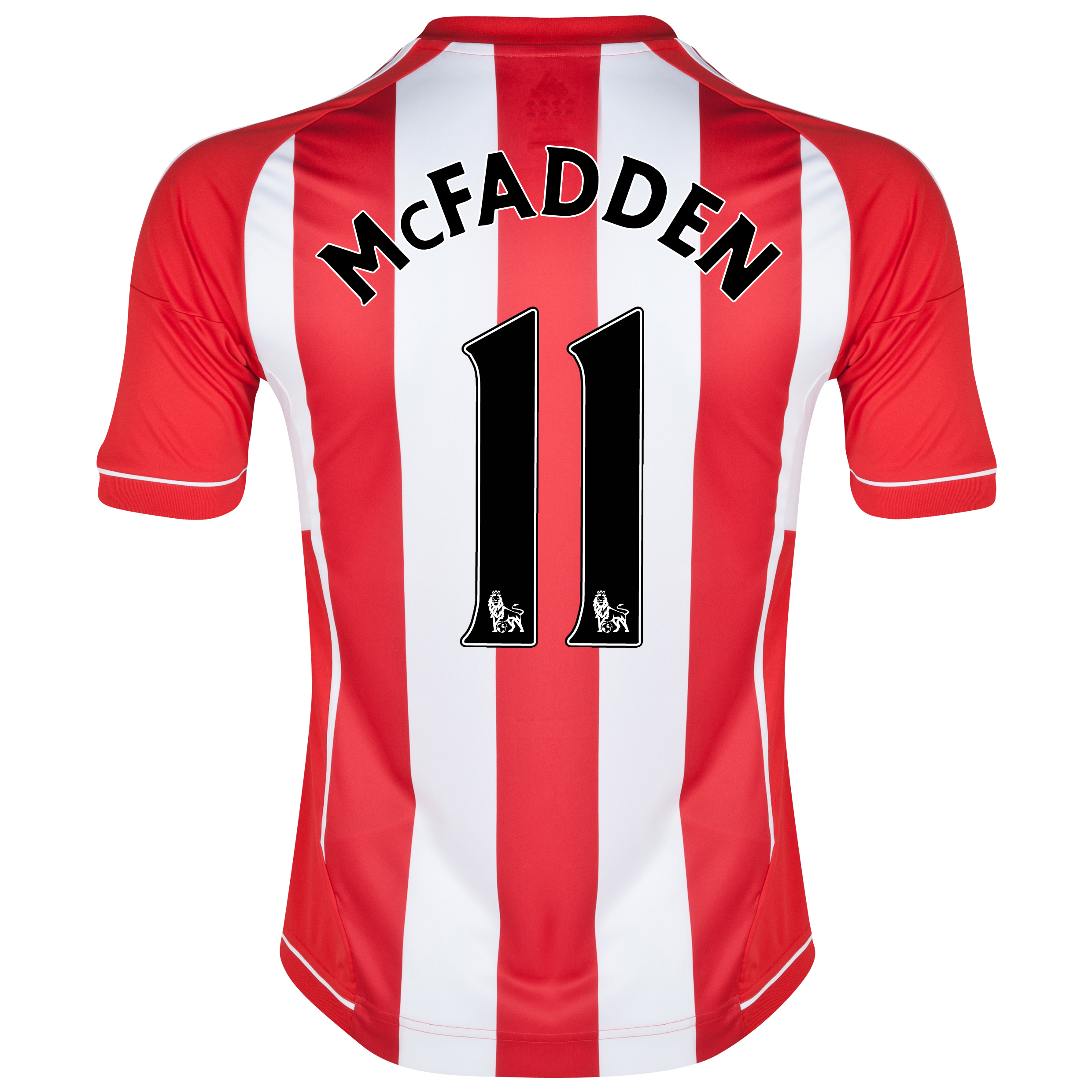 Sunderland Home Shirt 2012/13 - Junior with McFadden 11 printing