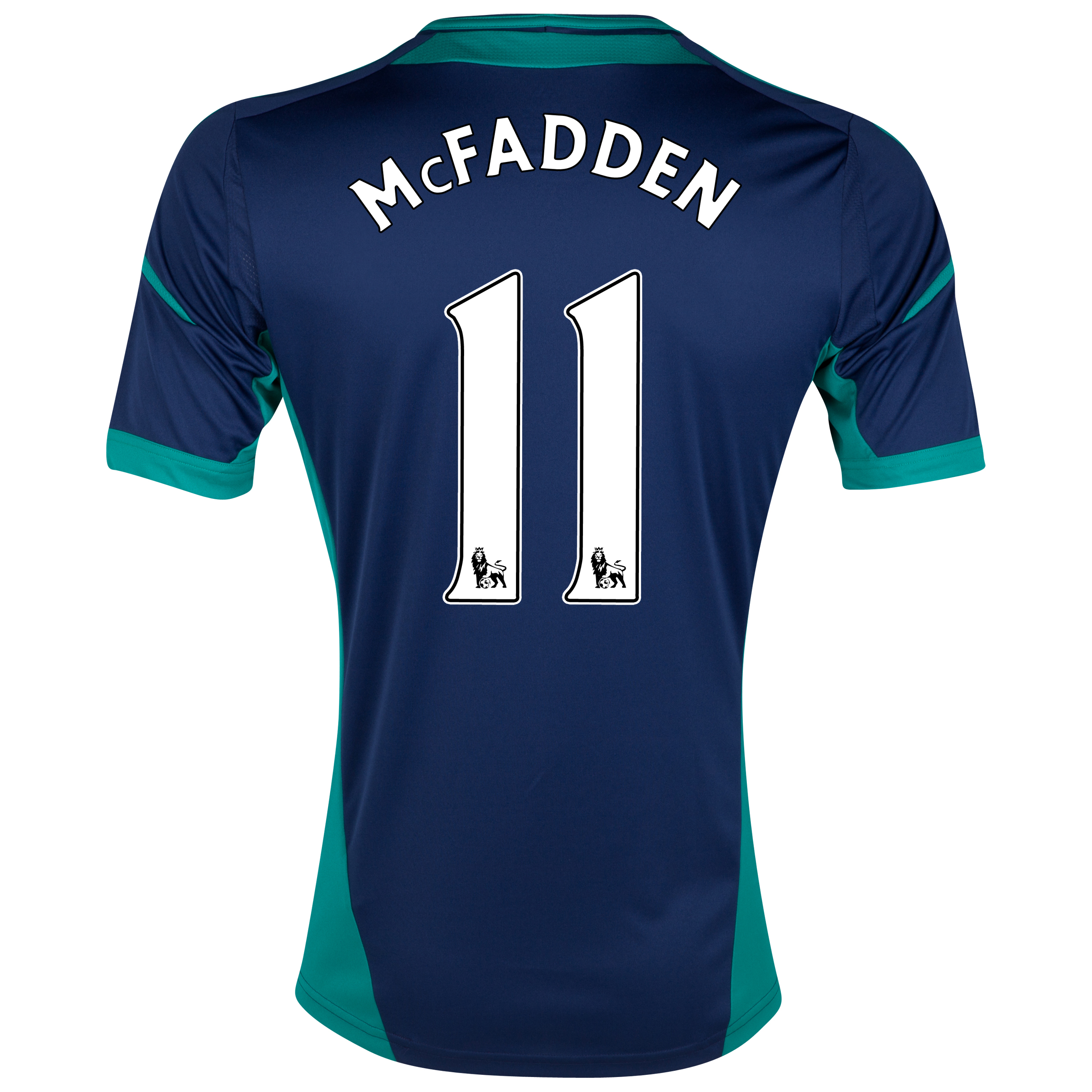 Sunderland Away Shirt 2012/13 with McFadden 11 printing