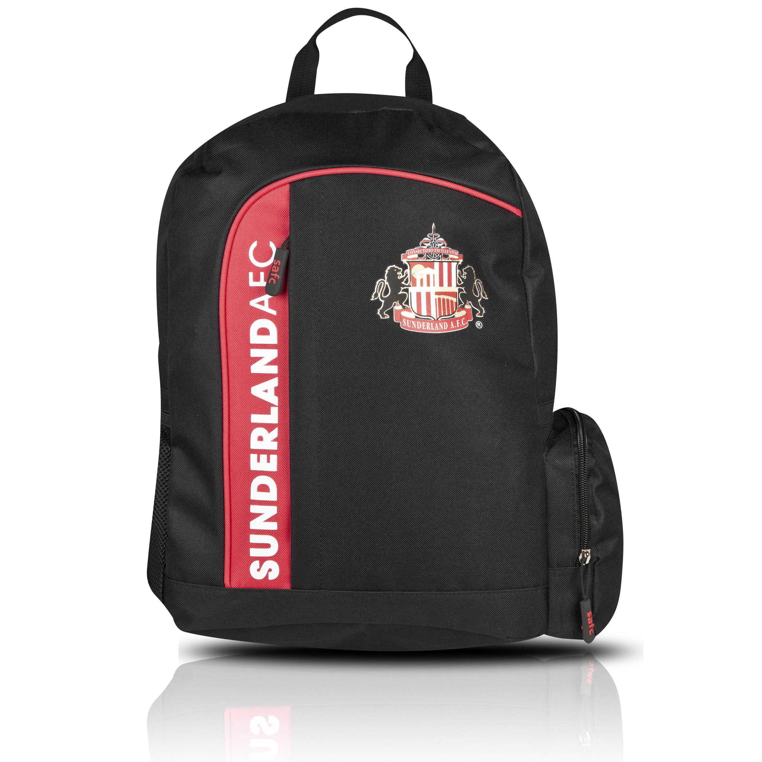 Sunderland Core Backpack - Black/Red
