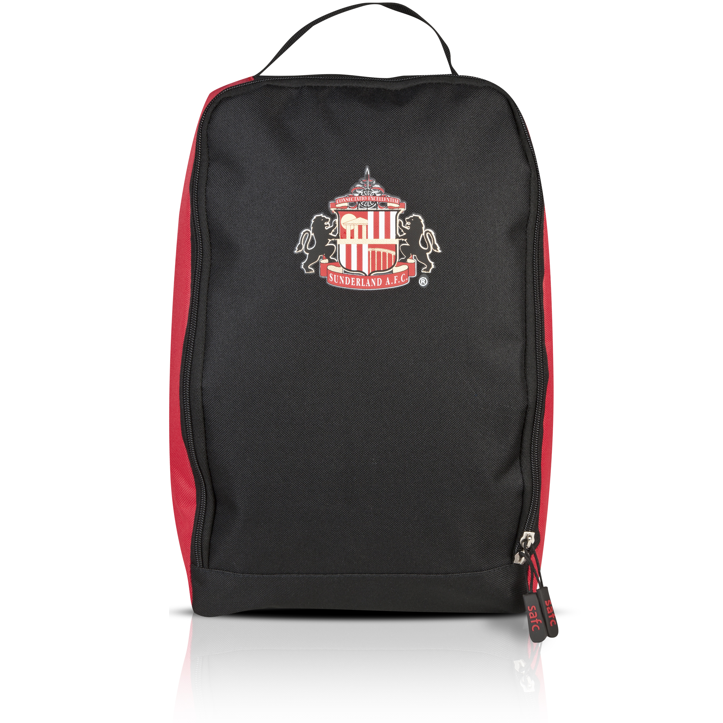 Sunderland Core Shoebag - Black/Red