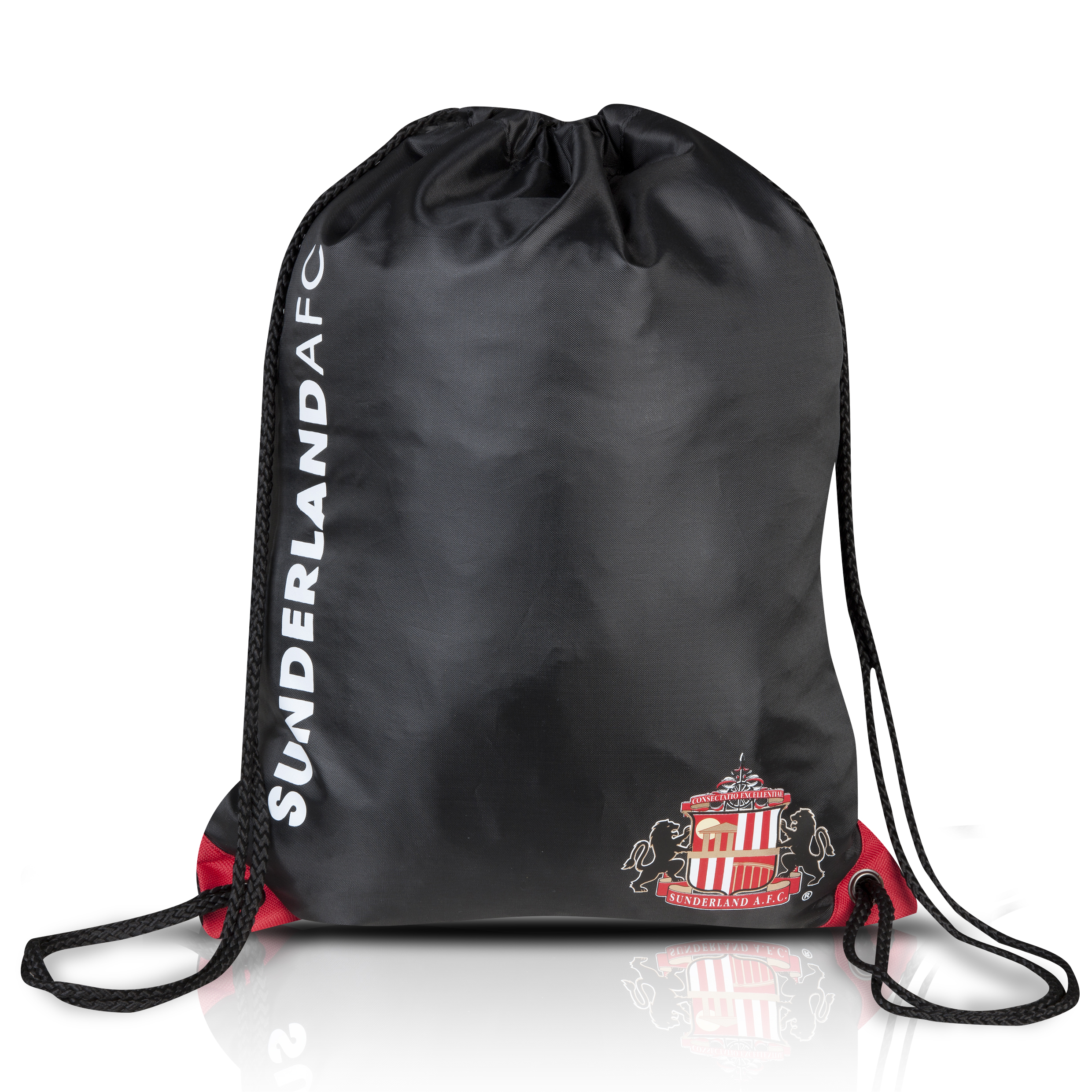 Sunderland Core Gymbag - Black/Red