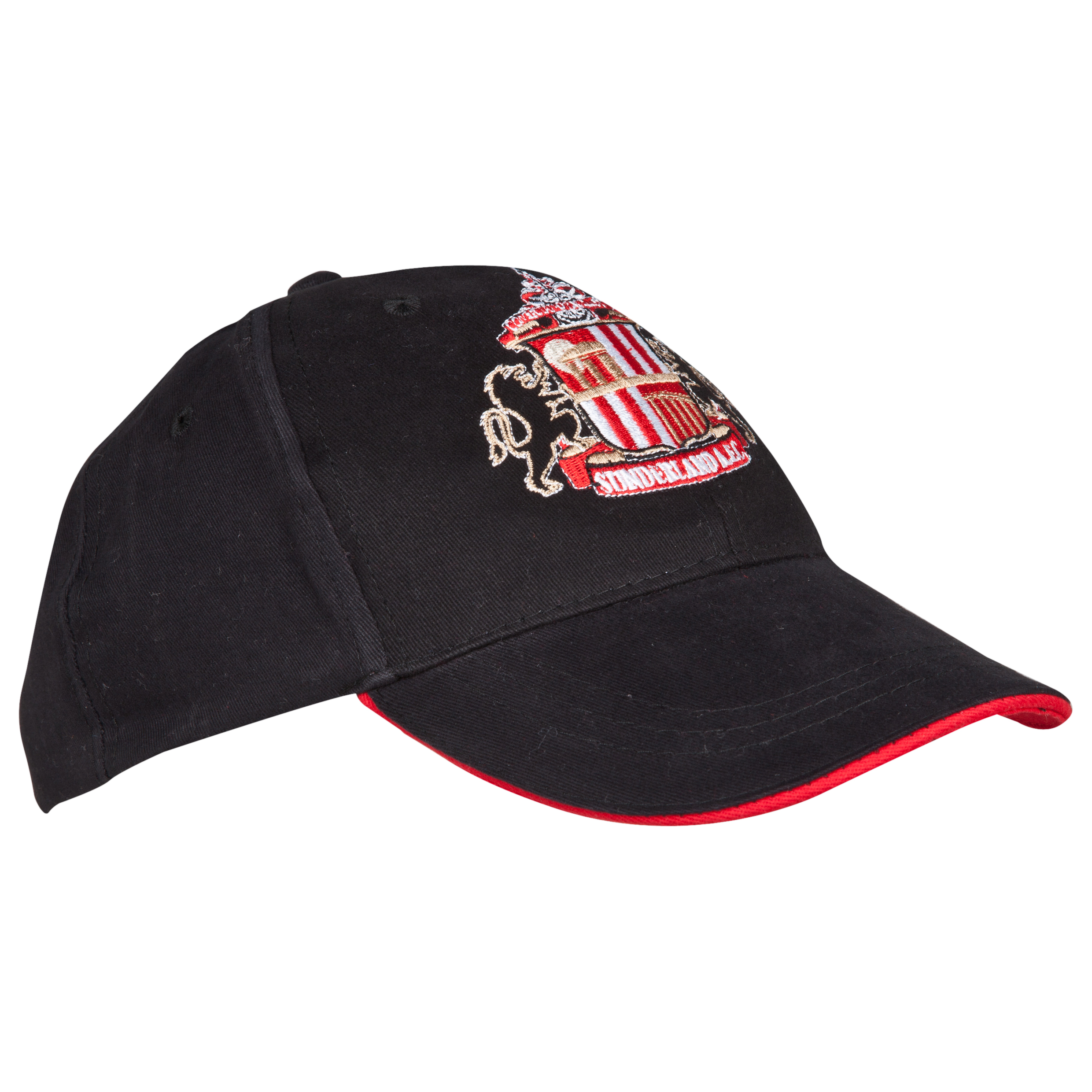 Sunderland Core Cap - Black