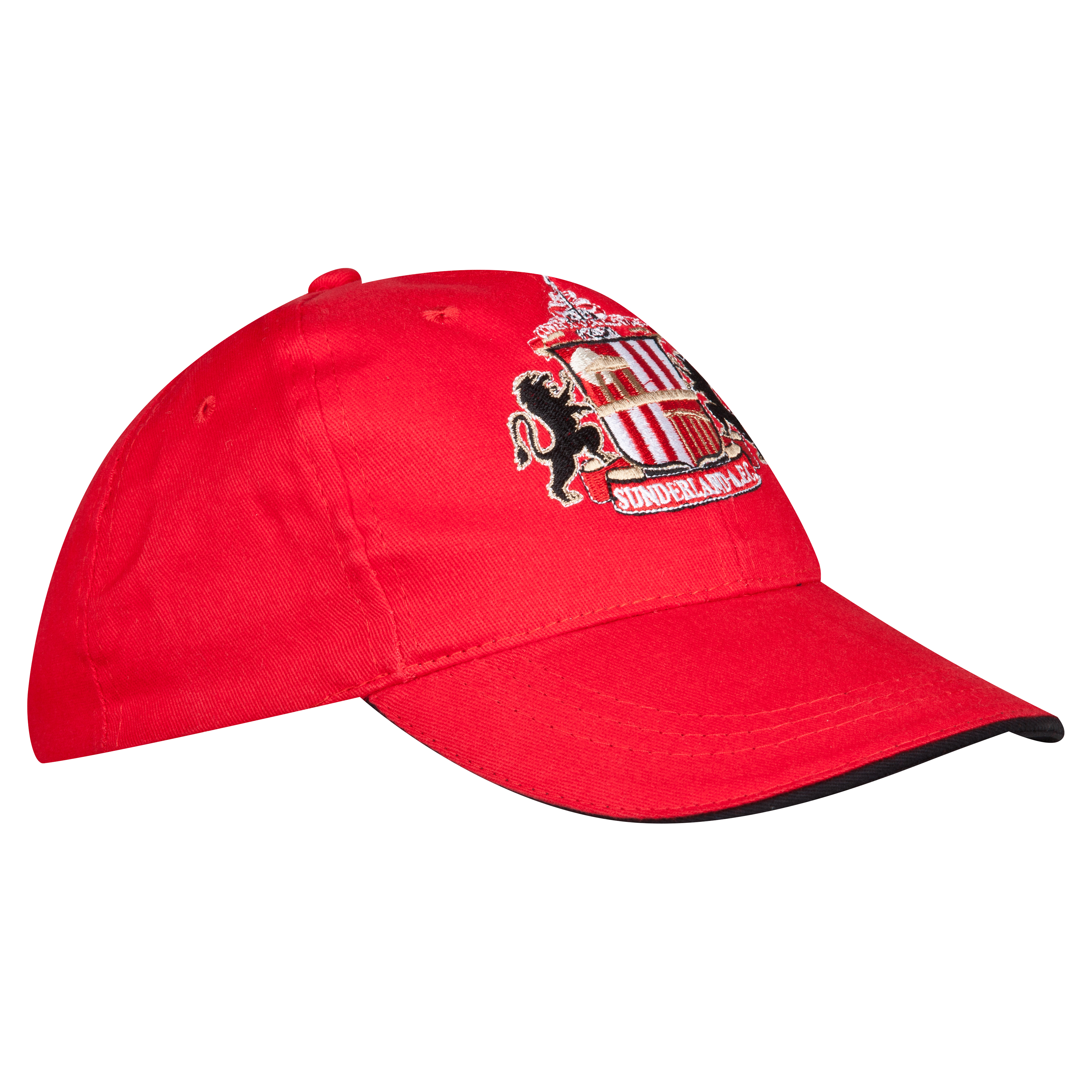 Sunderland Core Cap - Red - Junior