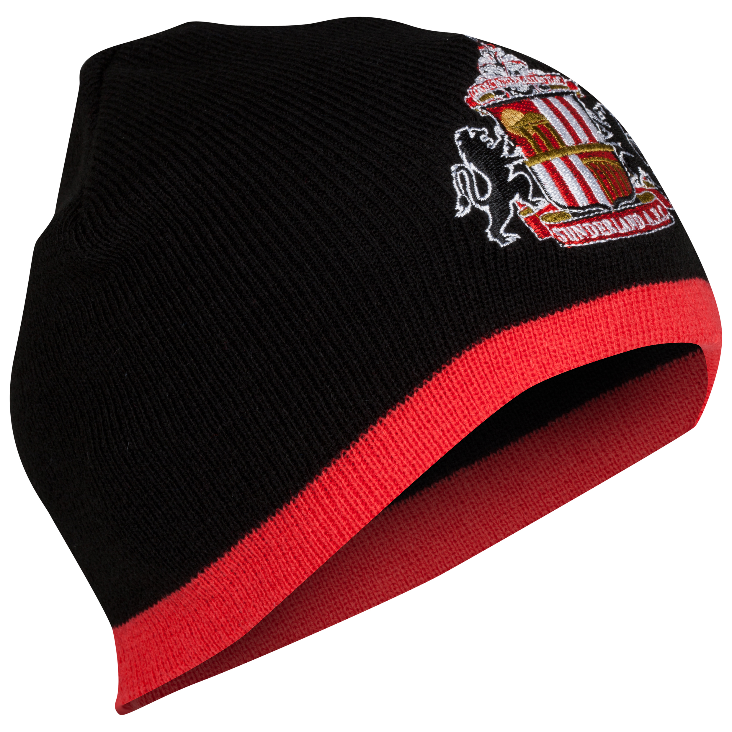 Sunderland Core Bronx Hat - Black