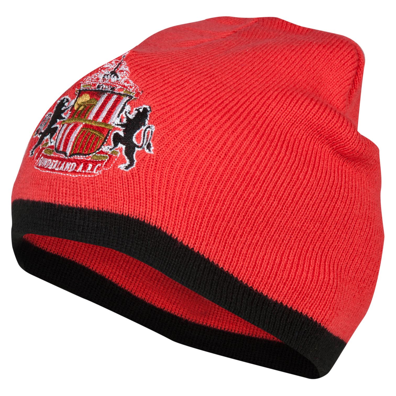 Sunderland Core Beanie Hat - Red