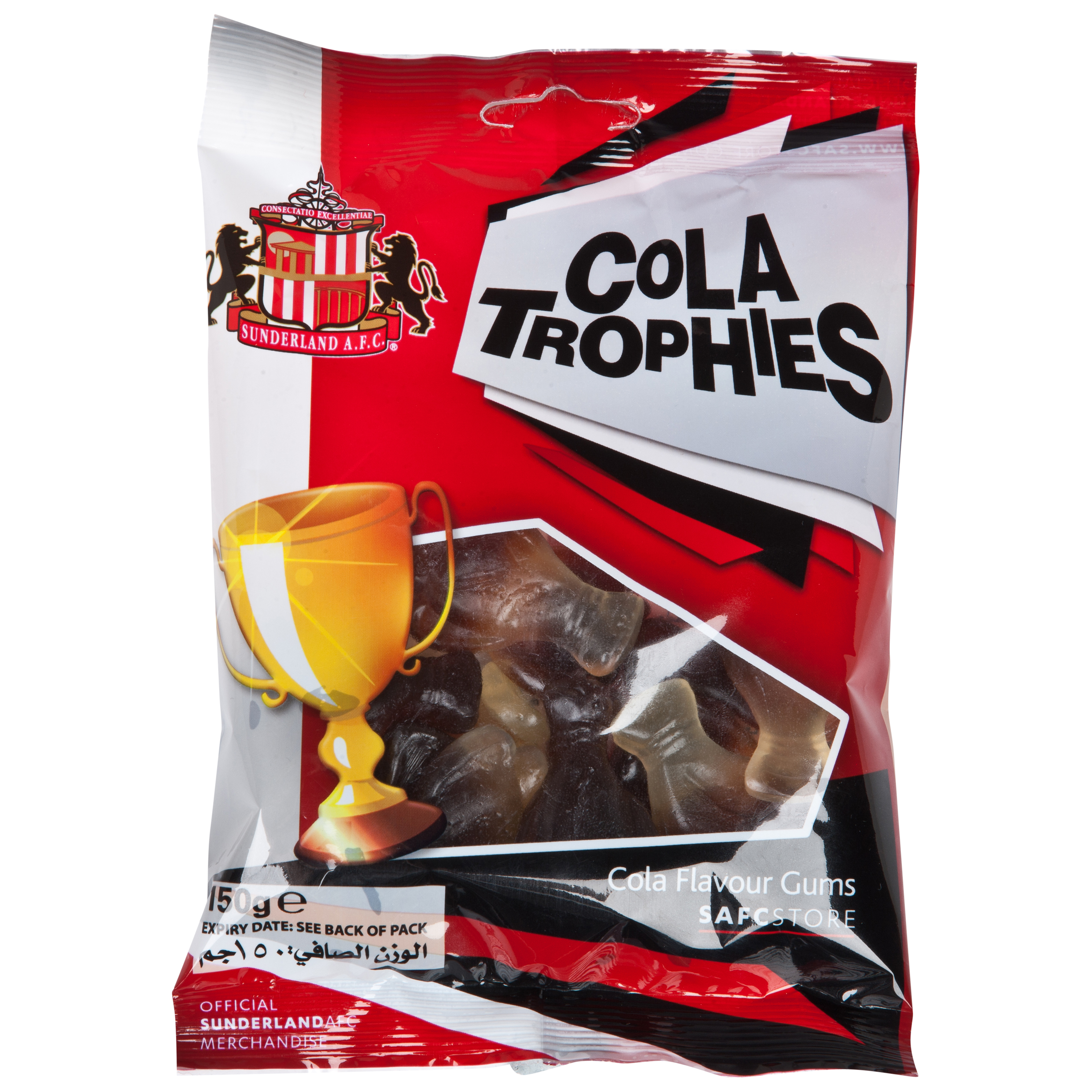 Sunderland Cola Trophies 150gm