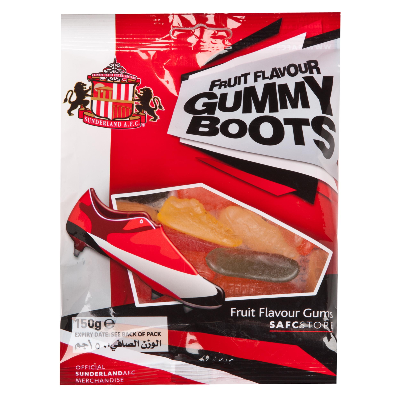 Sunderland Gummy Boots 150gm