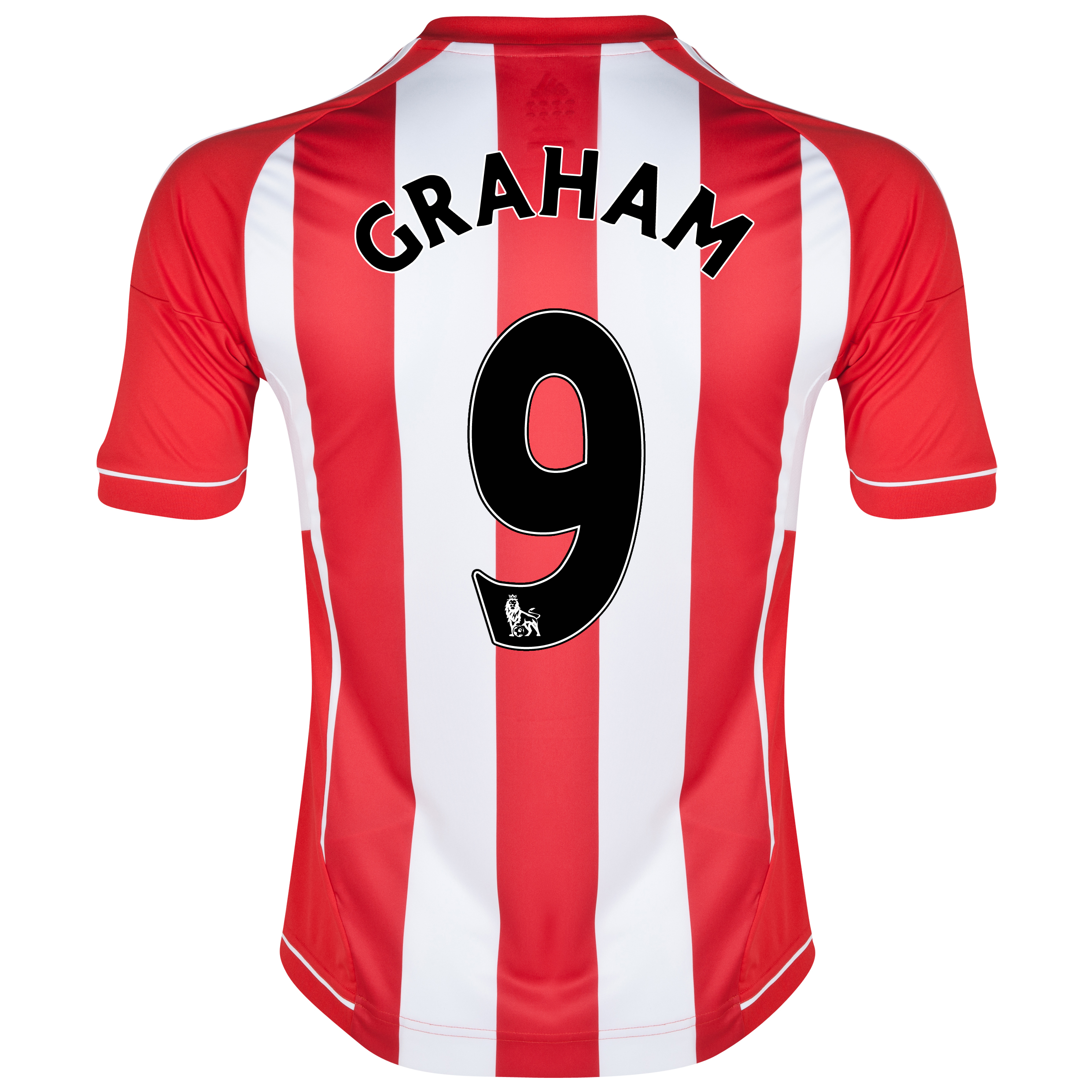 Sunderland Home Shirt 2012/13 with Graham 9 printing
