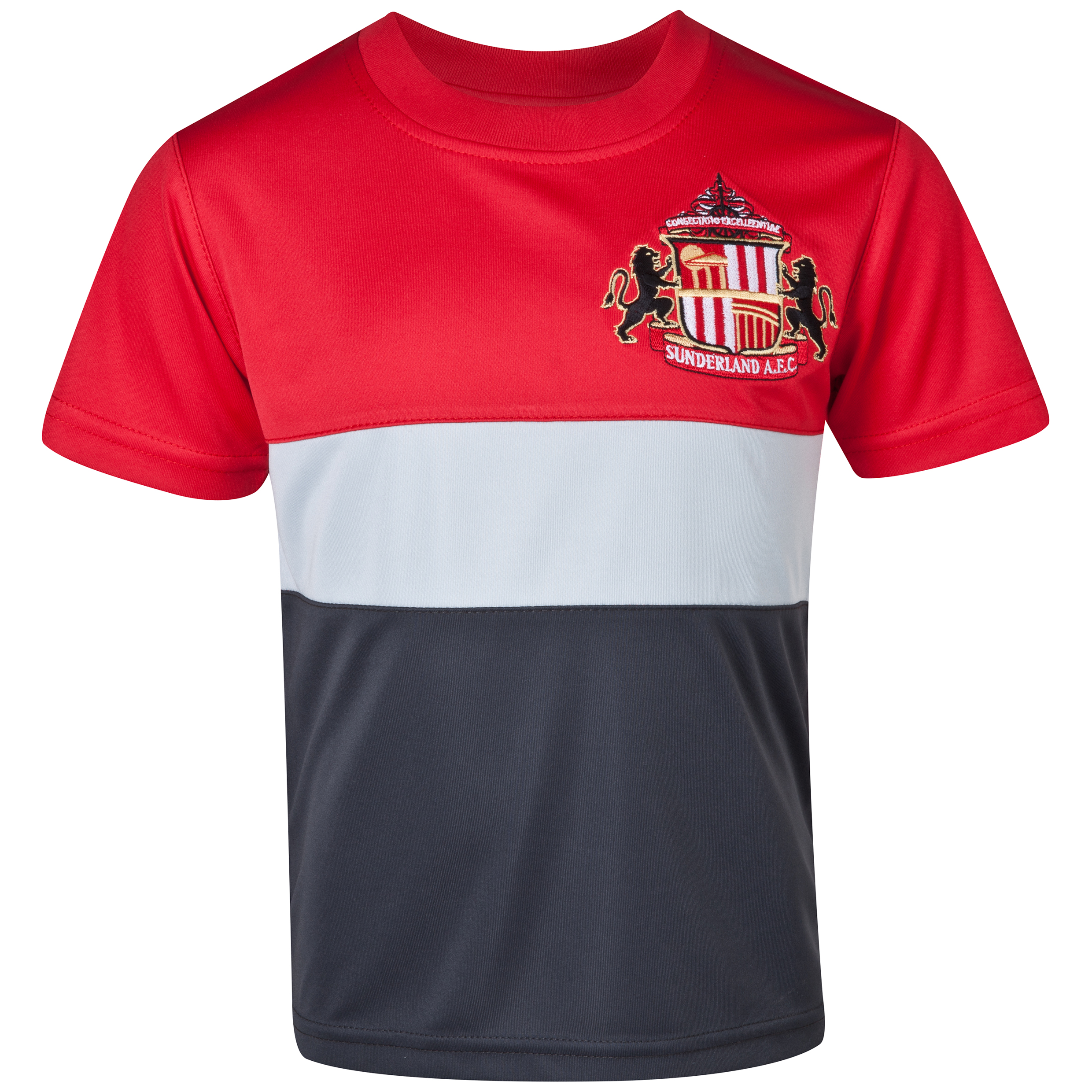 Sunderland Essentials Tiers T-Shirt - Infant Boys Red