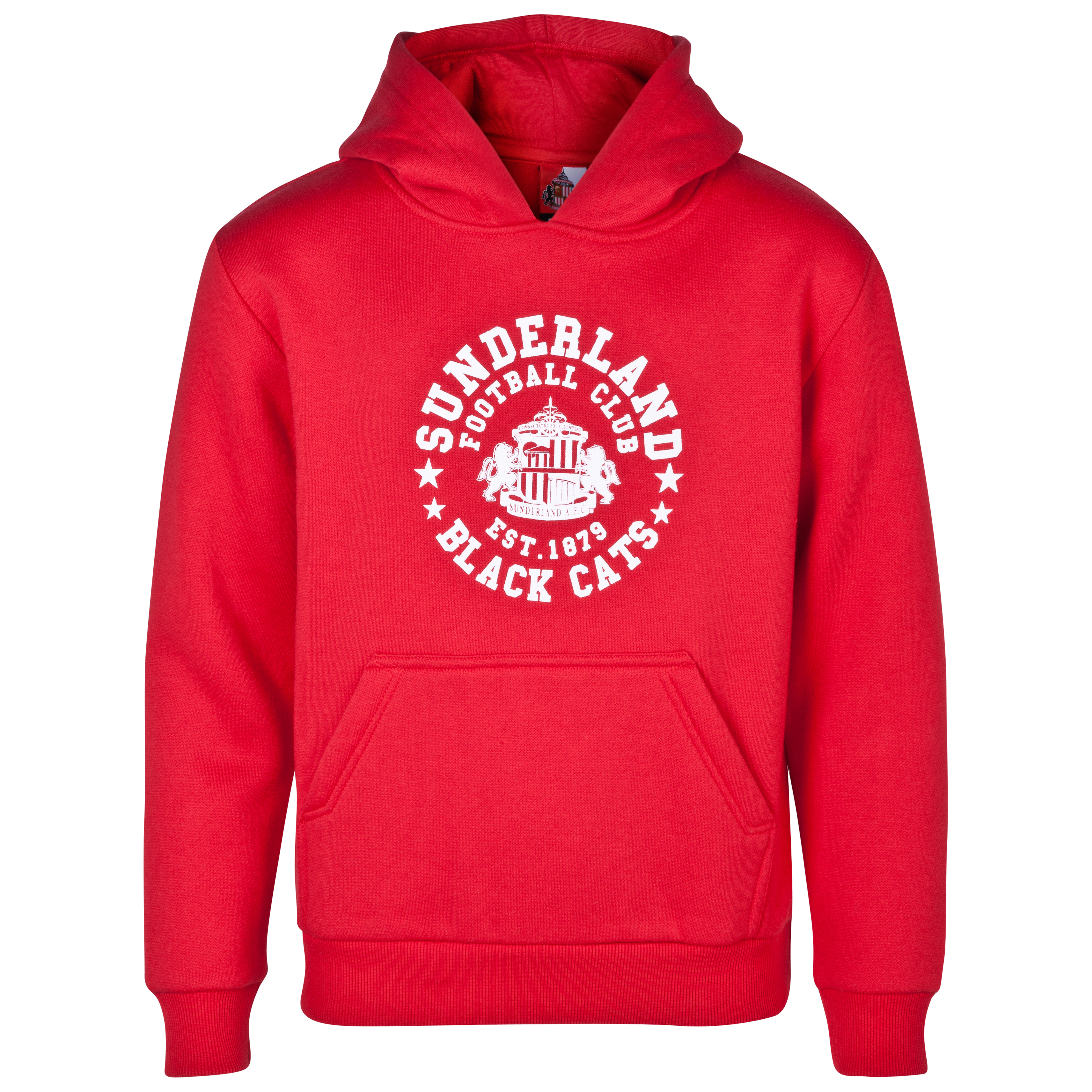 Sunderland Essentials Radius Hoody - Older Boys Red