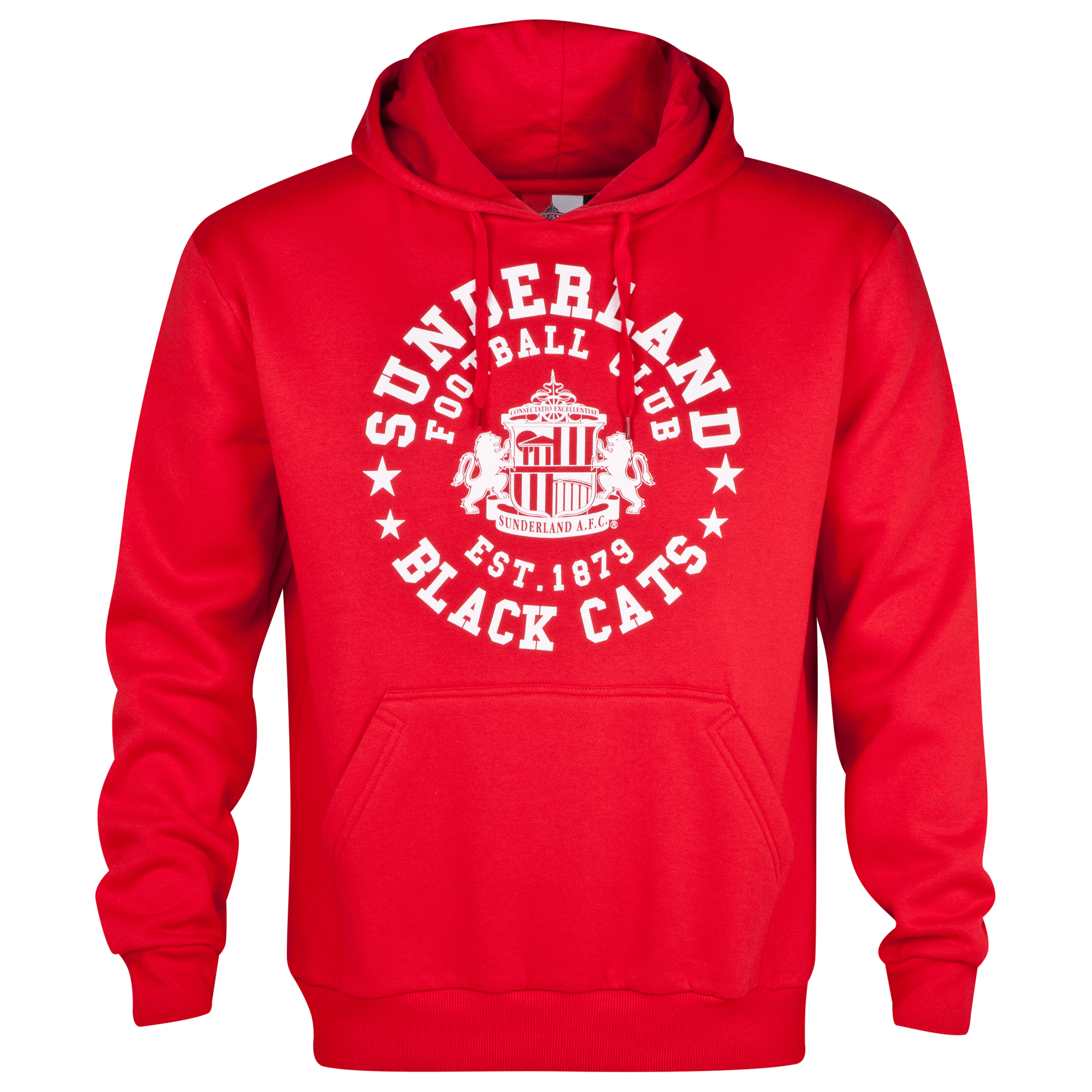 Sunderland Essentials Radius Hoody - Mens Red