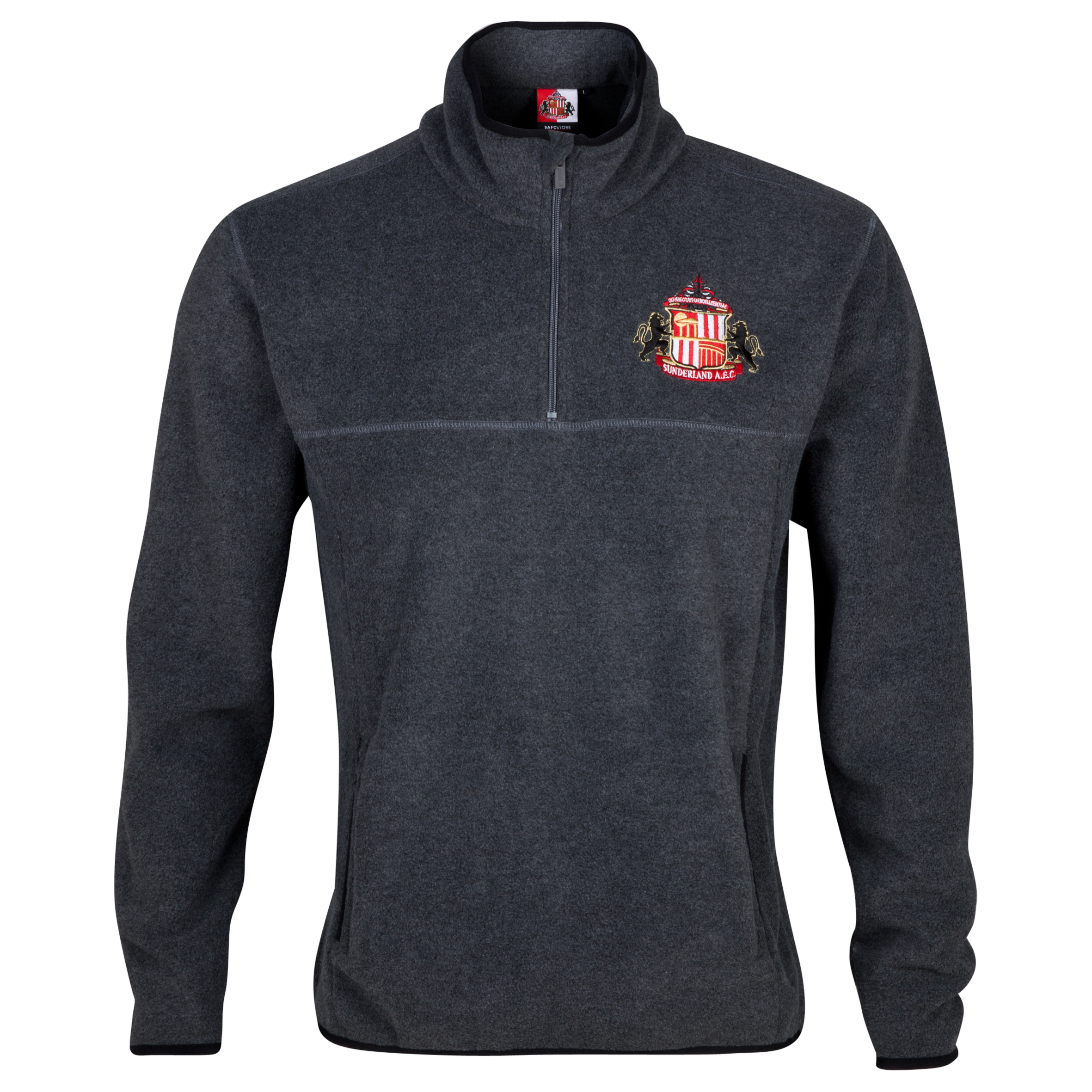 Sunderland Essentials Fells Fleece - Mens Charcoal