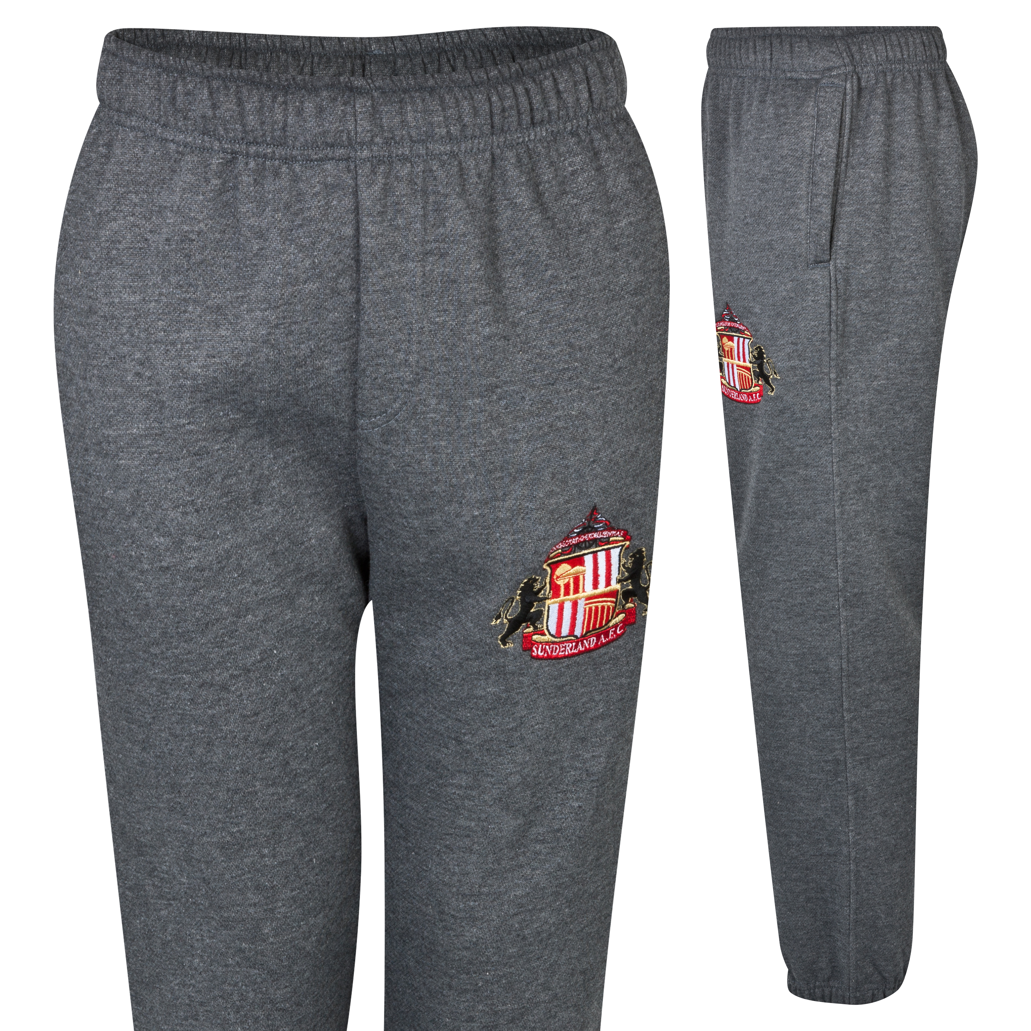Sunderland Essentials Stride Pants - Older Boys Charcoal