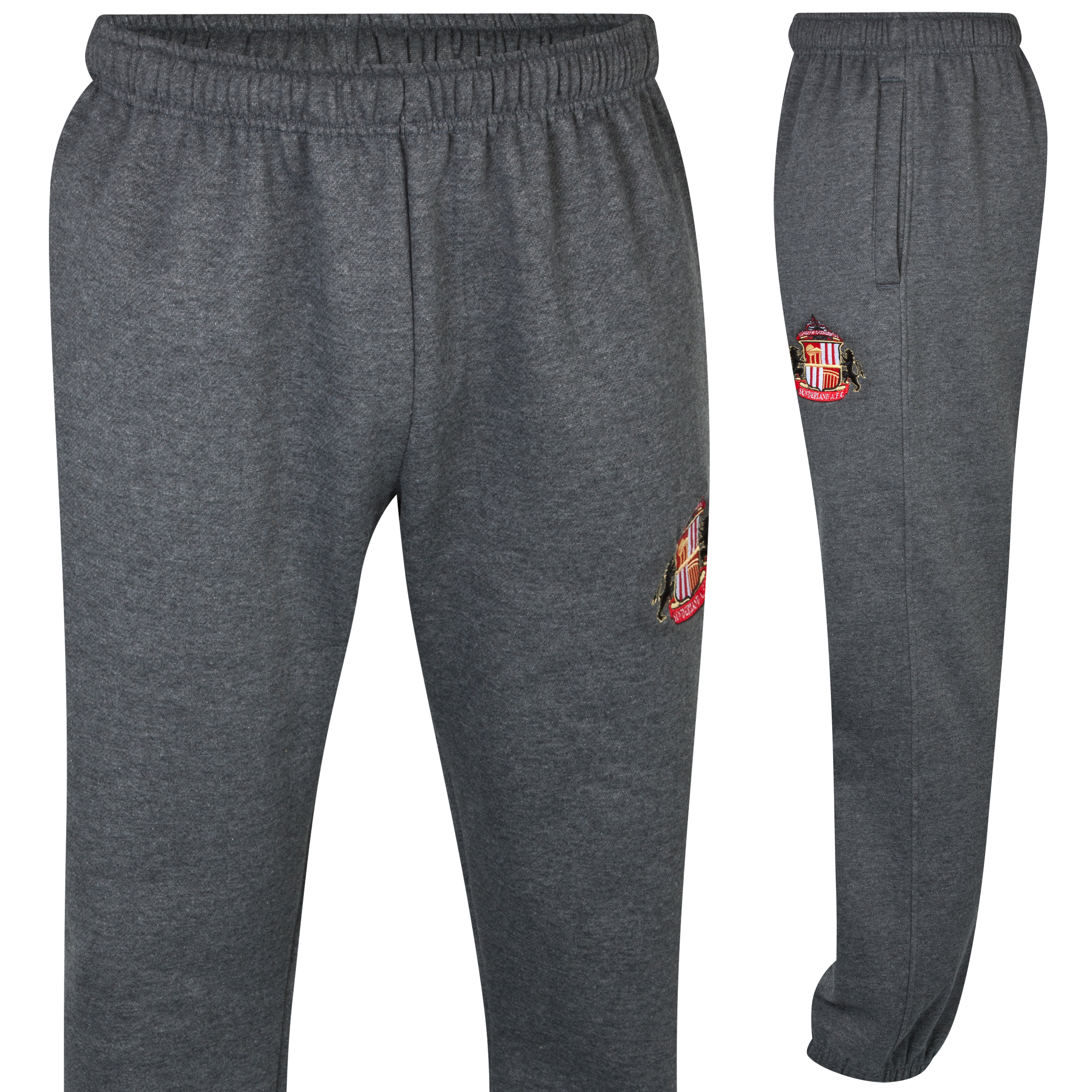 Sunderland Essentials Stride Pants - Mens Charcoal