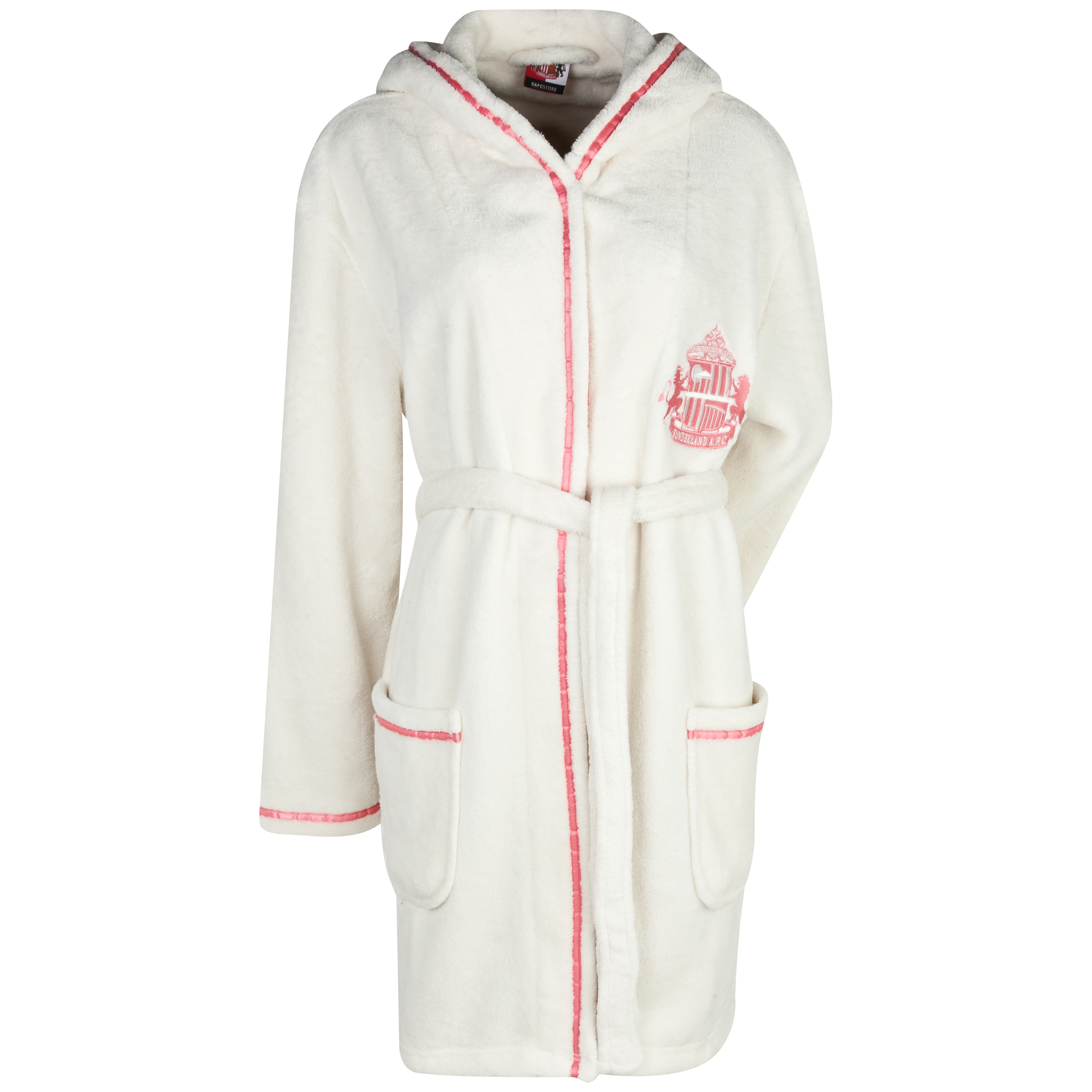 Sunderland Robe Womens Cream