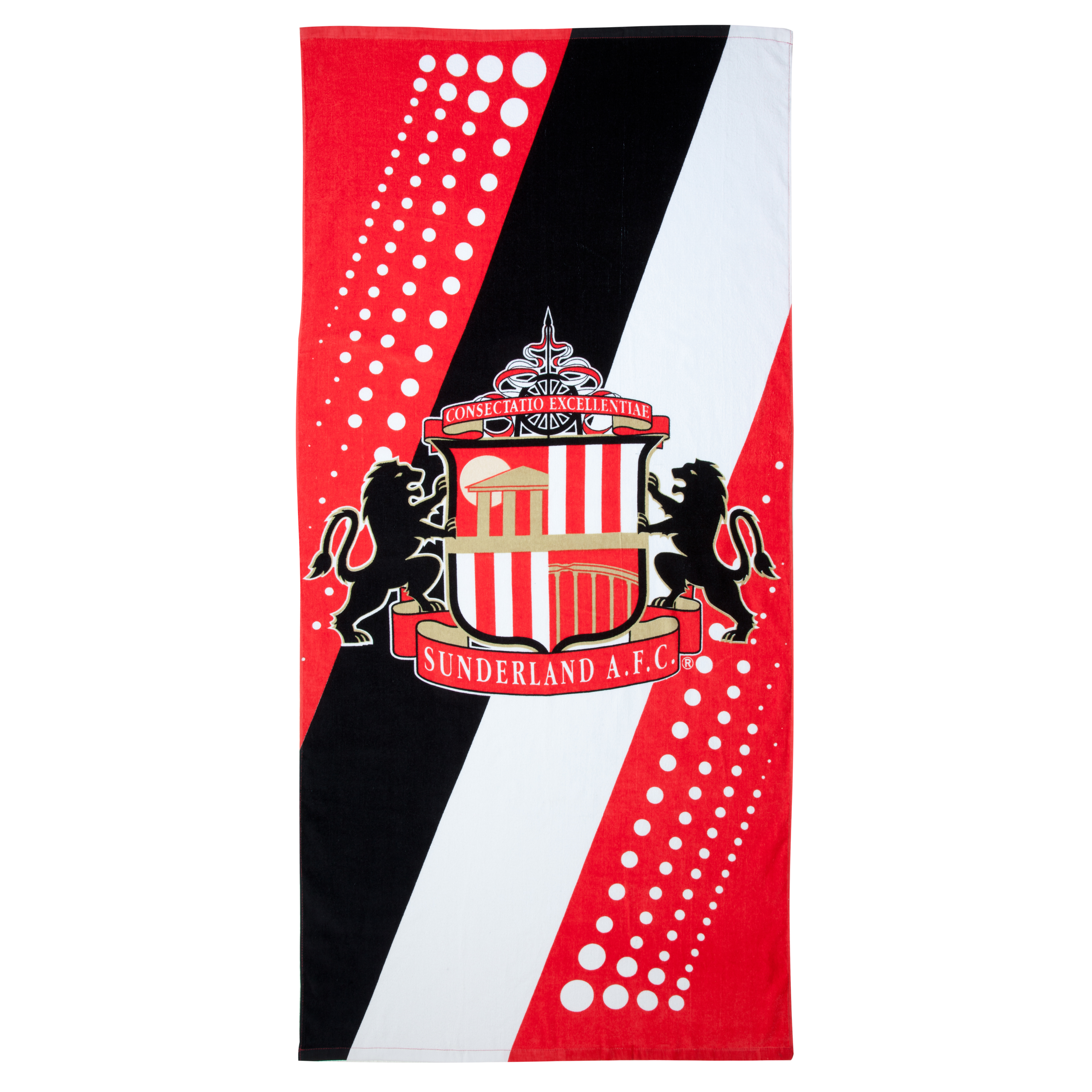 Sunderland Stripe Beach Towel