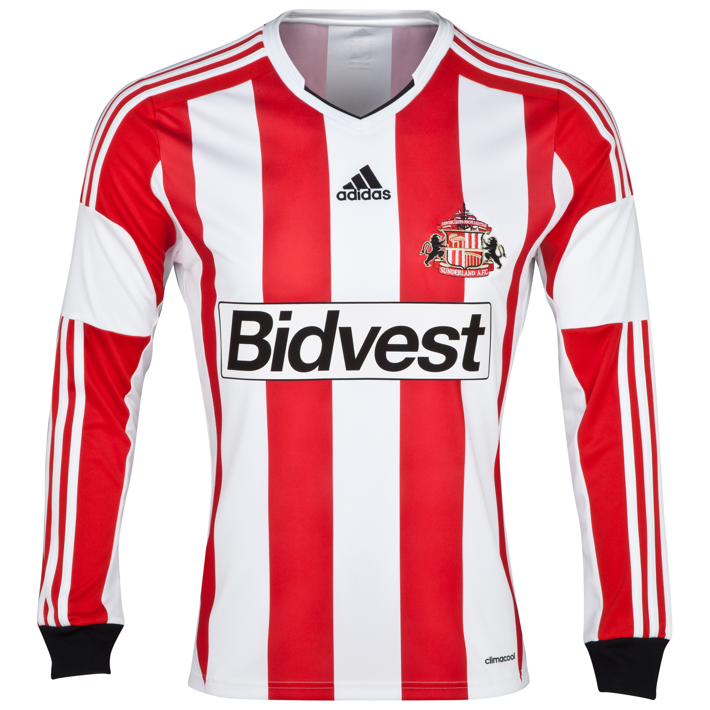 Sunderland Home Shirt 2013/14 - Long Sleeved - Junior