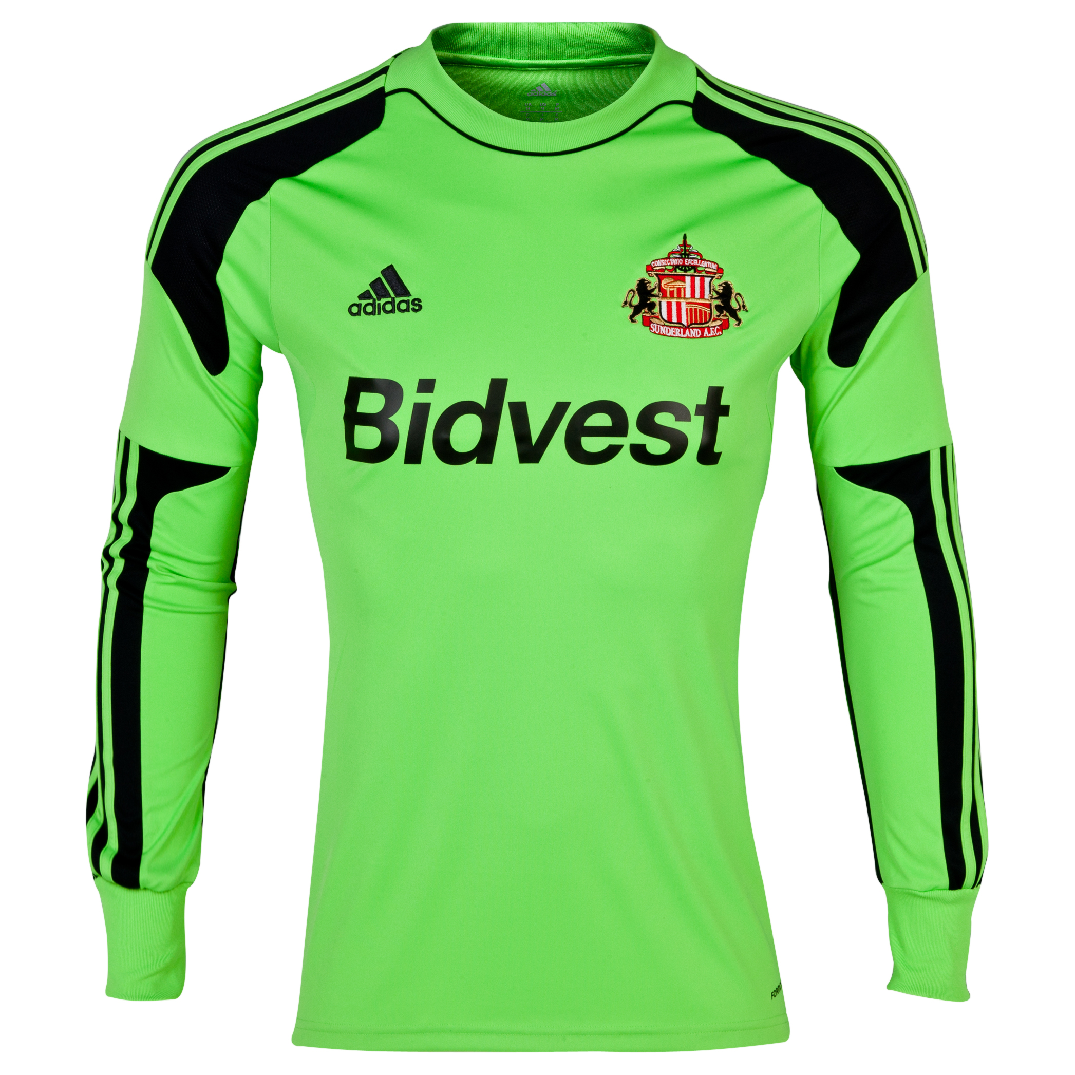 Sunderland Home Goalkeeper Shirt 2013/14 - Junior