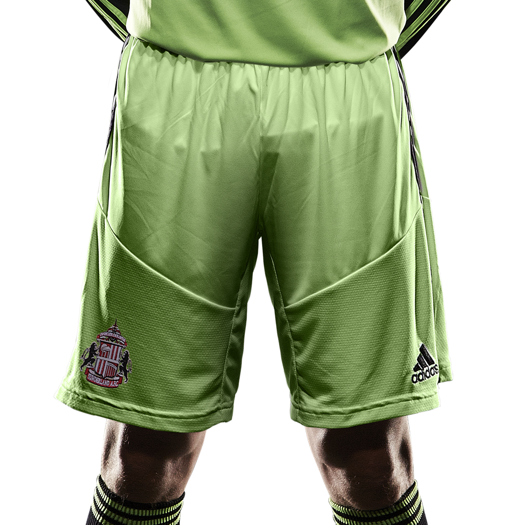 Sunderland Home Goalkeeper Short 2013/14 - Junior