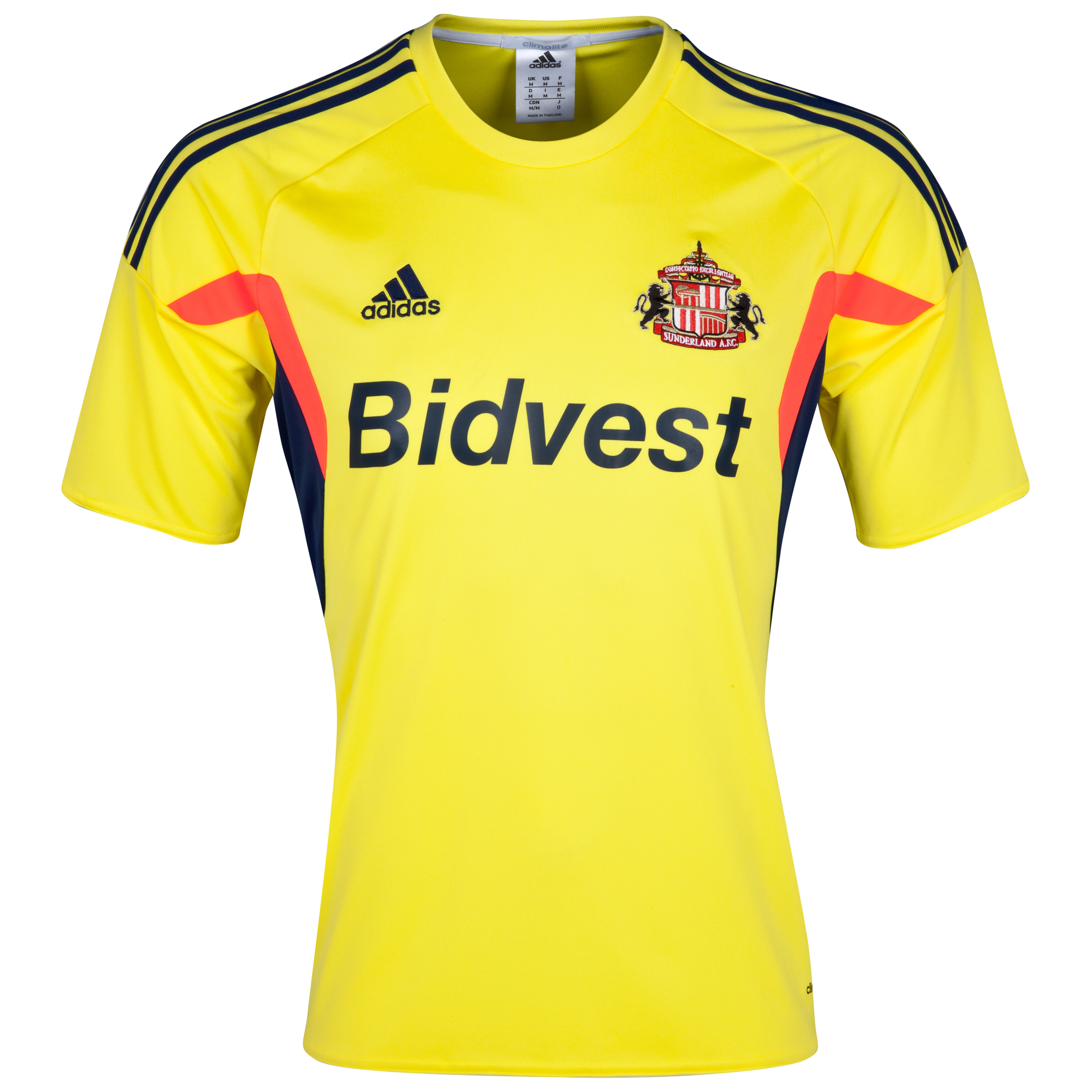 Sunderland Away Shirt 2013/14