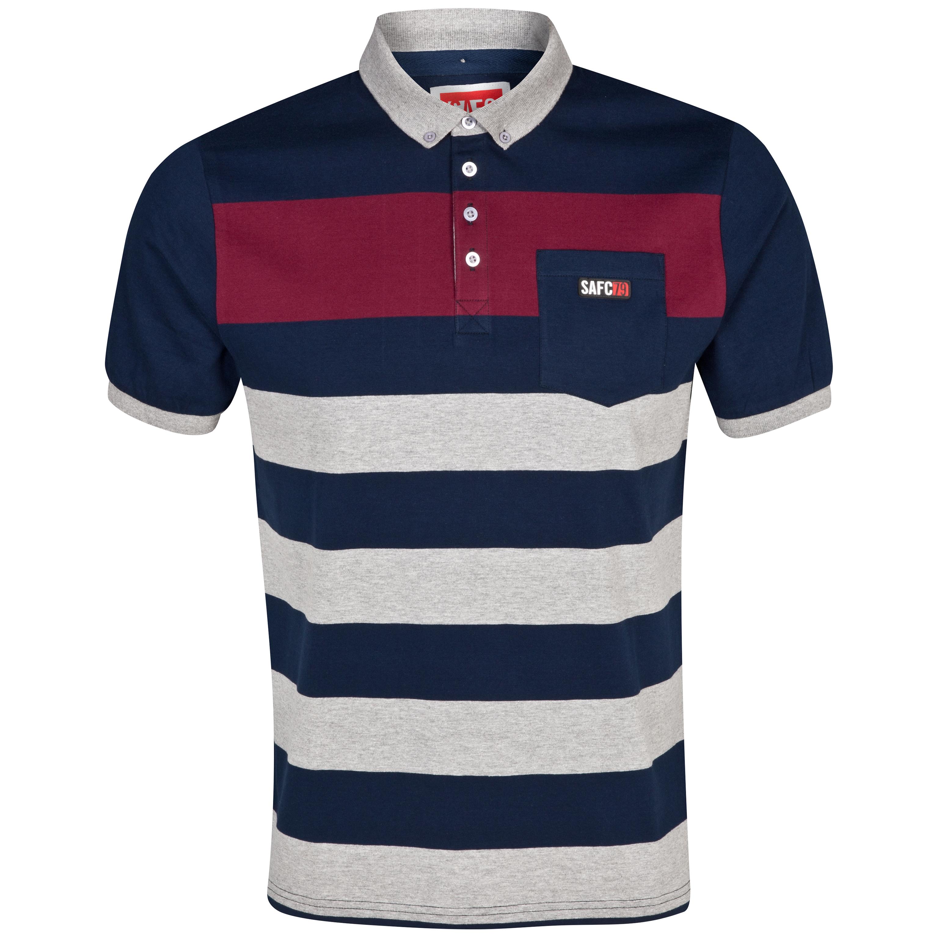 Sunderland Polo Shirt - Mens Multi