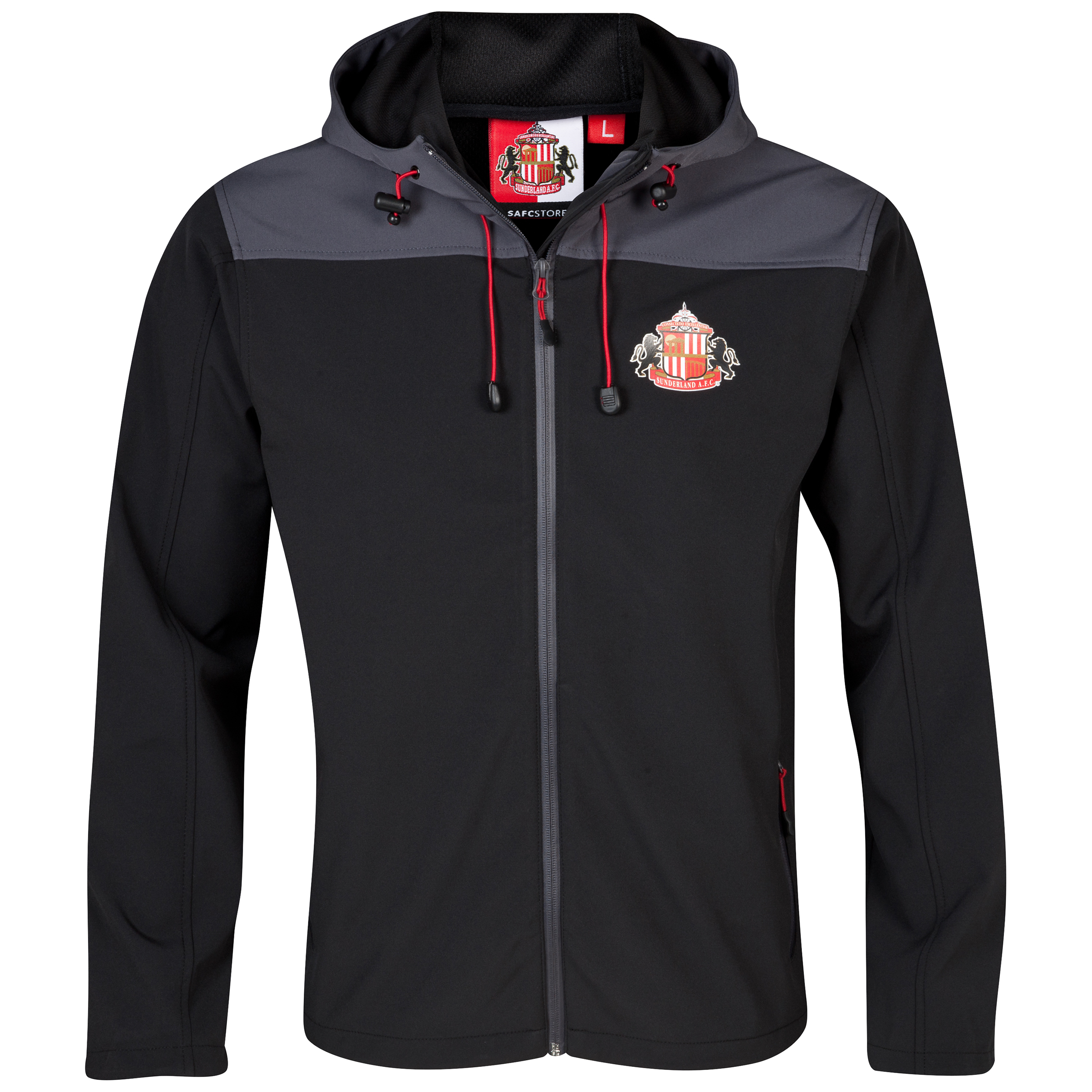 Sunderland Performance Rocus Jacket - Mens Black