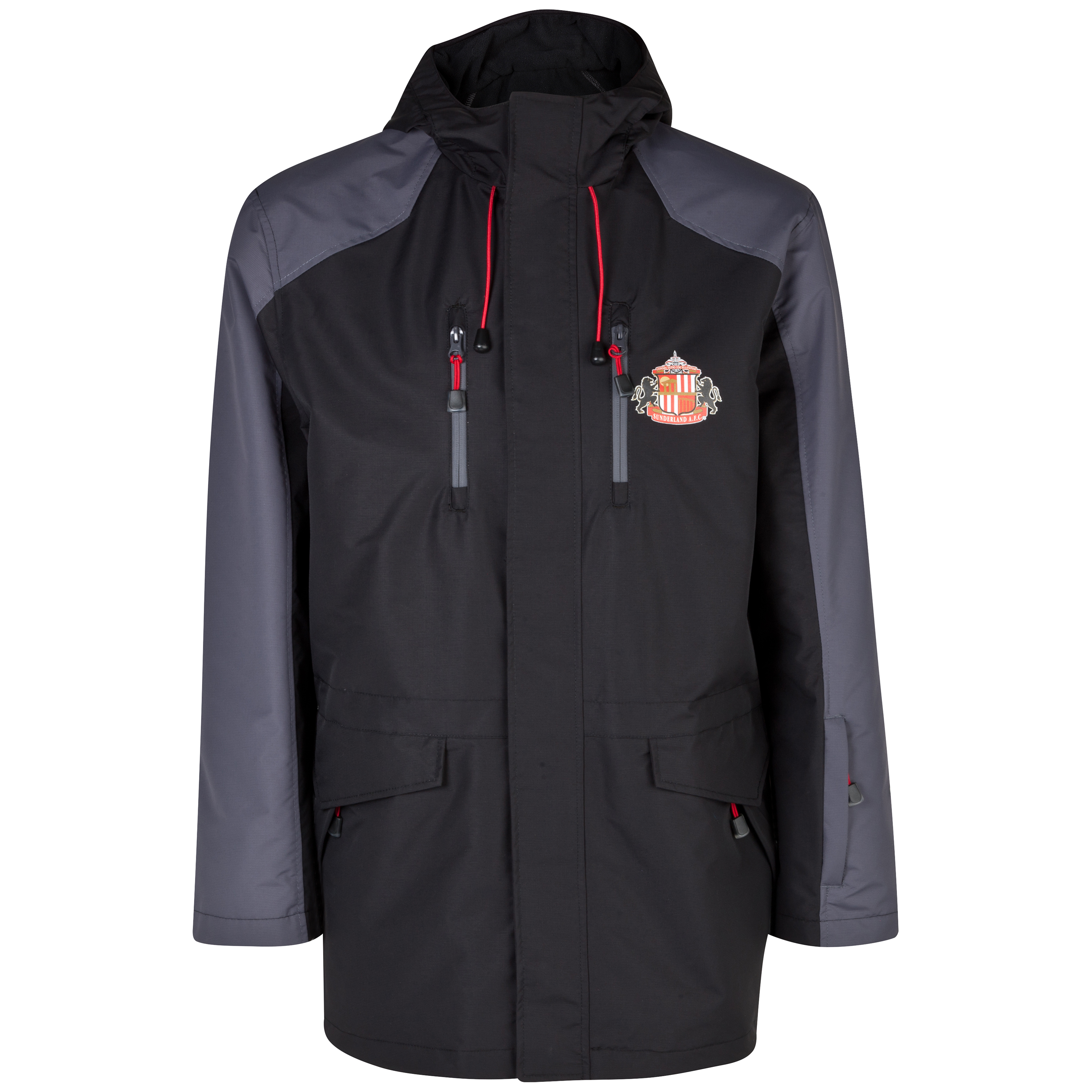 Sunderland Performance Tundra Coat - Mens Black