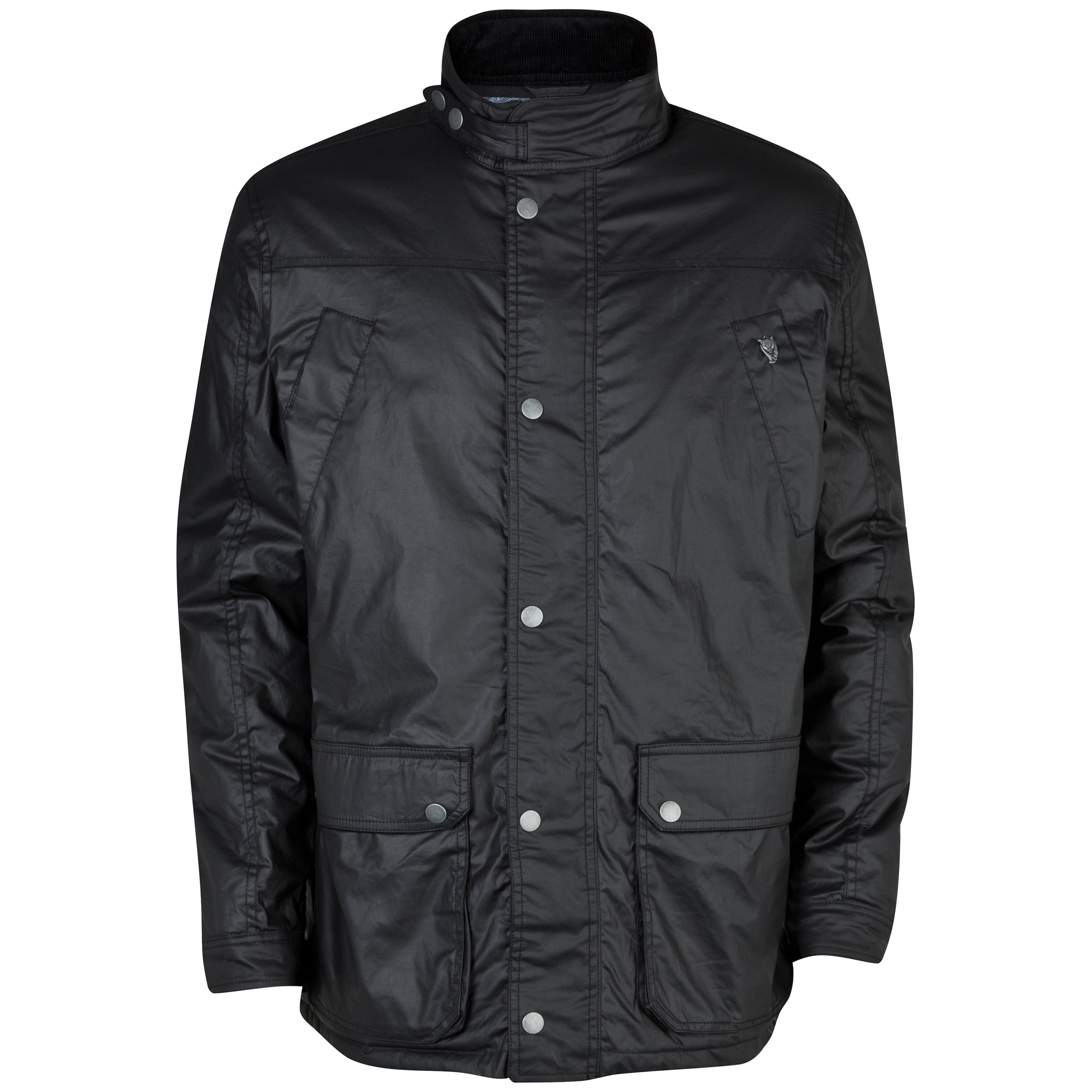 Sunderland Roker Jacket - Mens Black