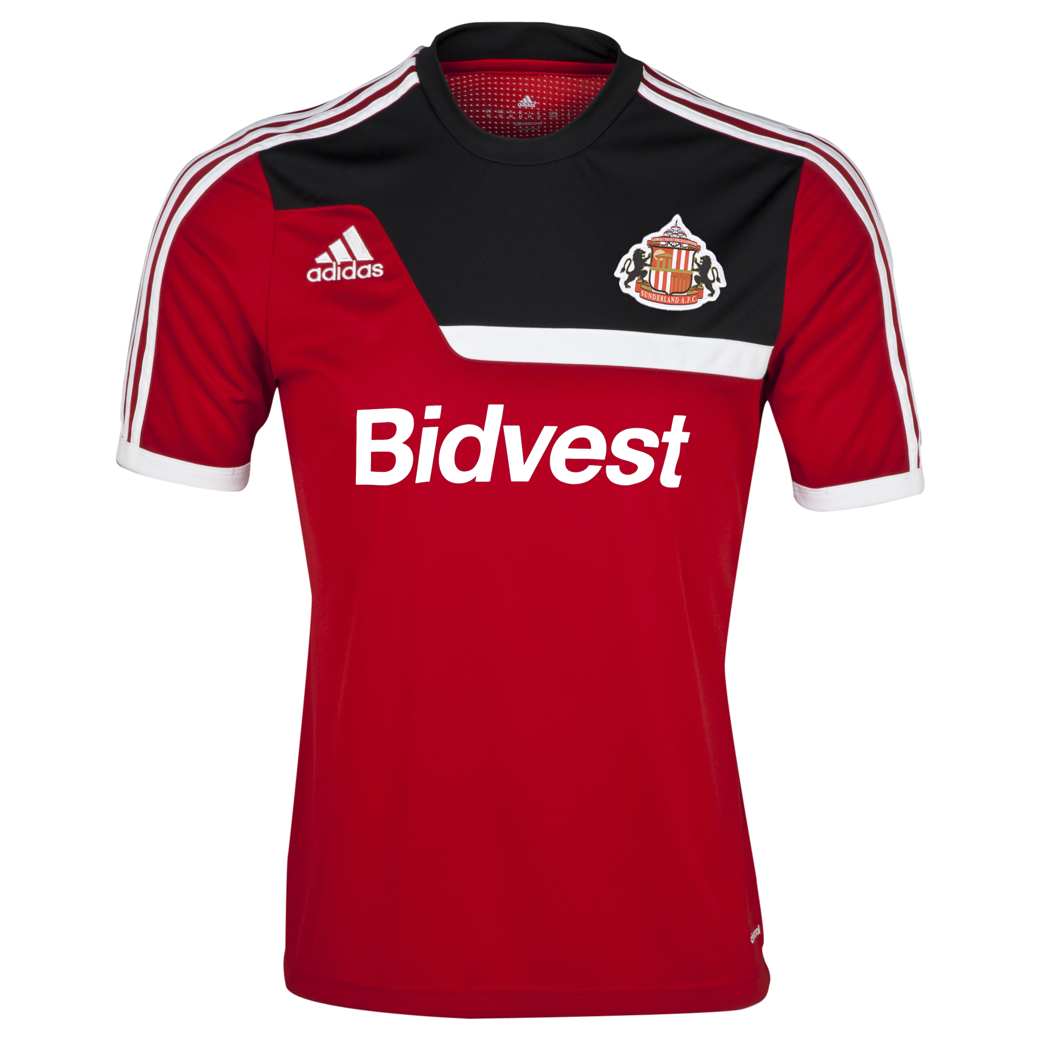 Sunderland Tiro Training Jersey Red