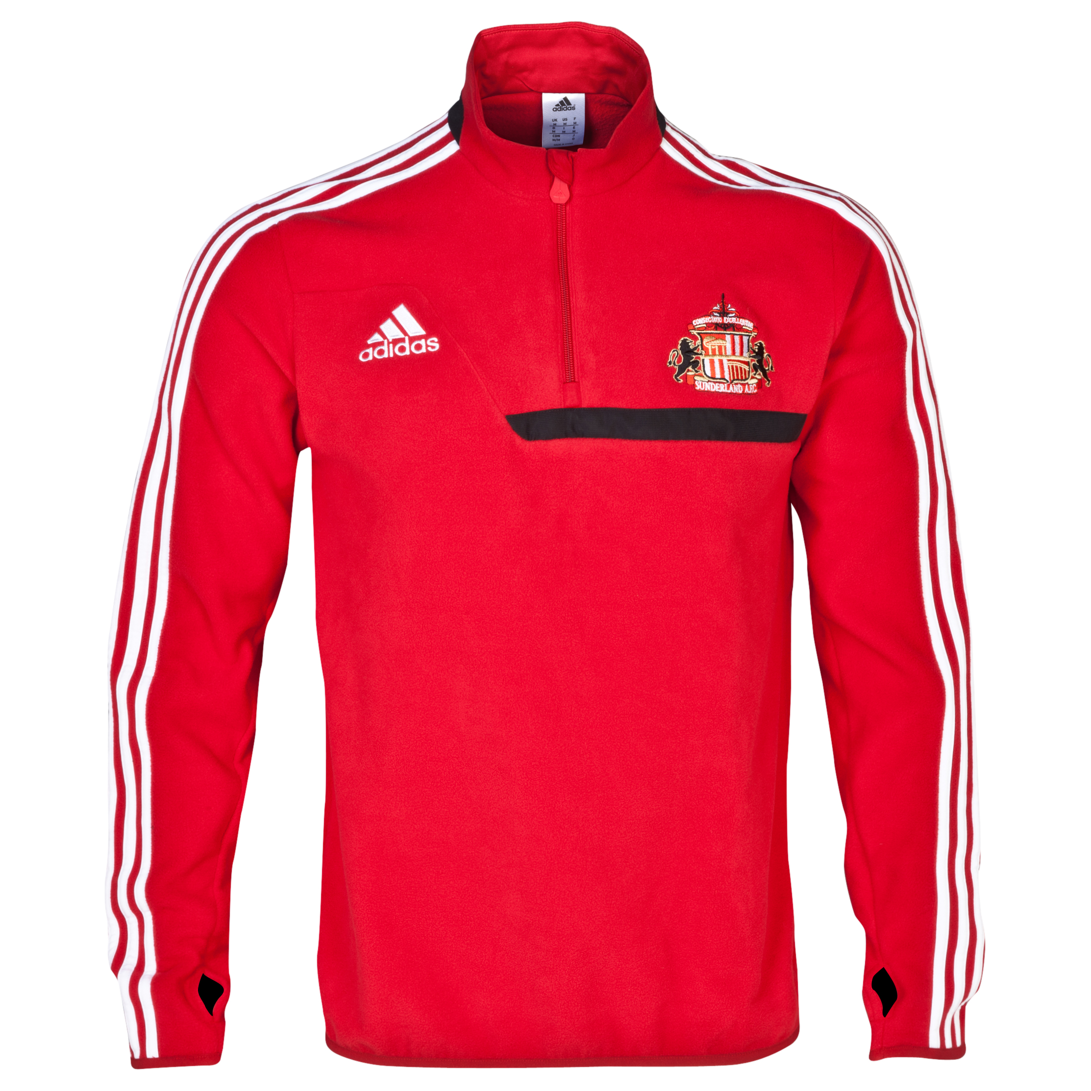 Sunderland Tiro Training Fleece Red
