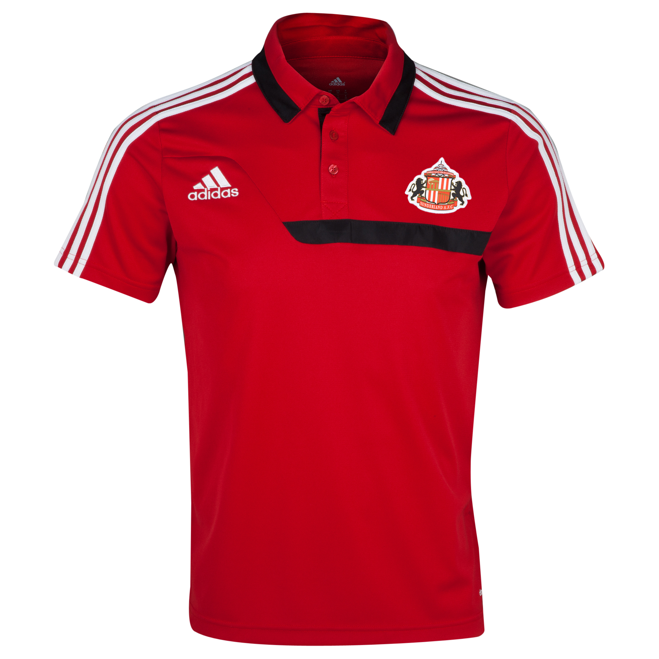 Sunderland Tiro Training Polo Red