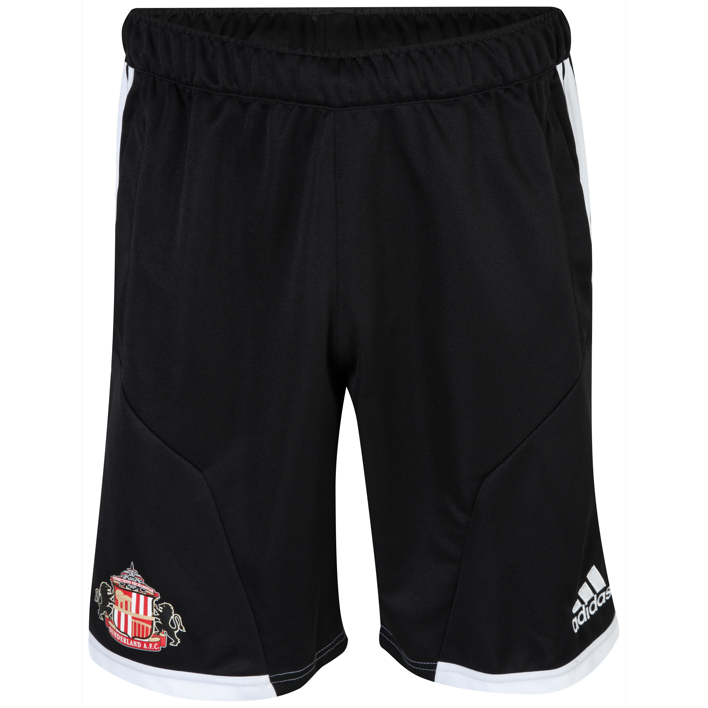 Sunderland Tiro Training Short - Junior Black