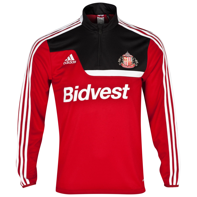 Sunderland Tiro Training Top - Junior Red